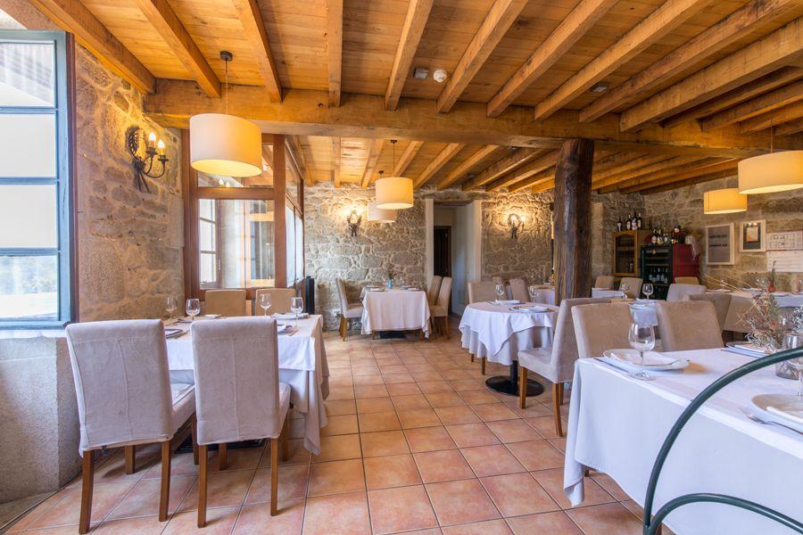 Huevos: Hotel Restaurante de Hotel Restaurante Asador de Roxos