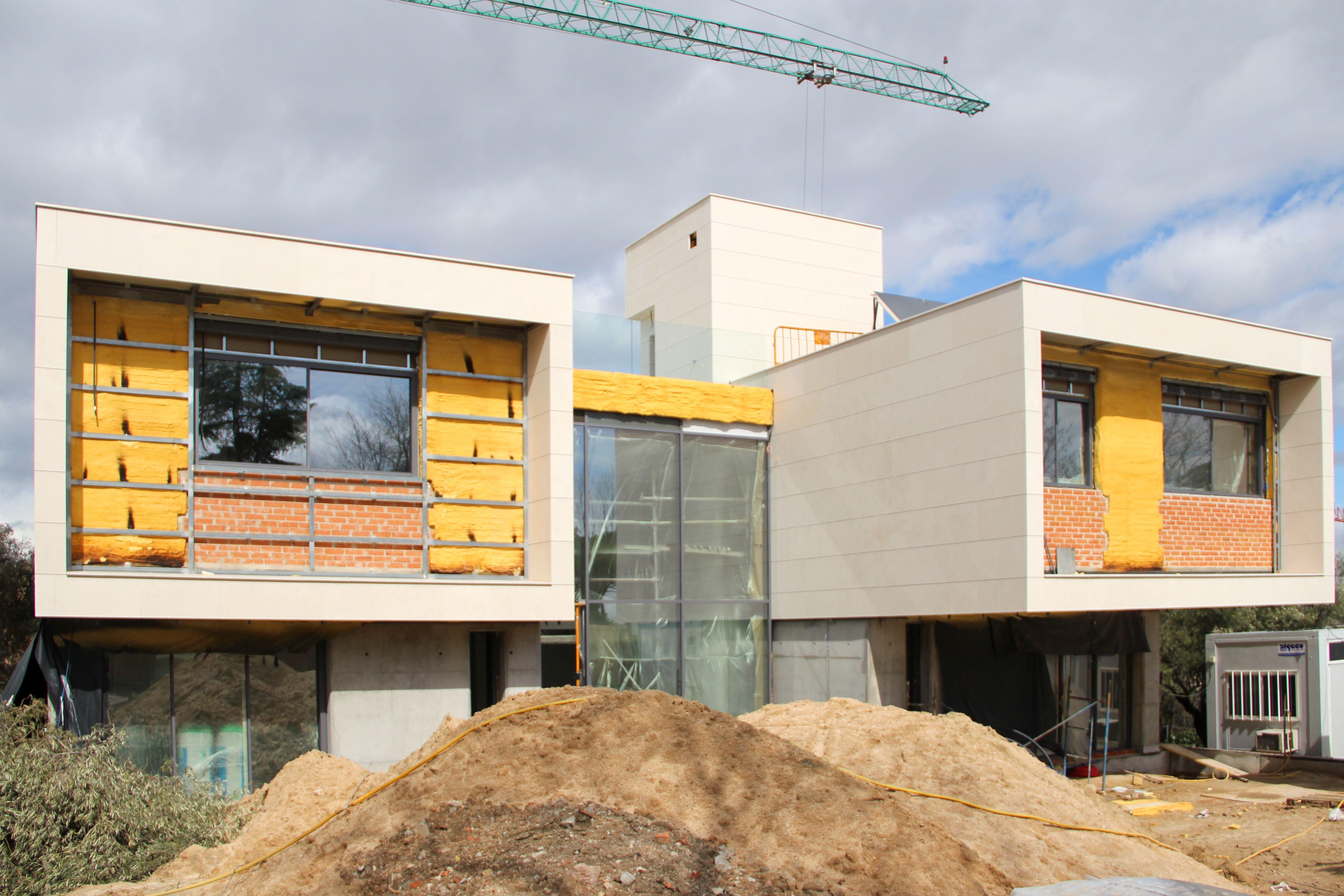 En Aranea realizamos todo tipo de construcciones