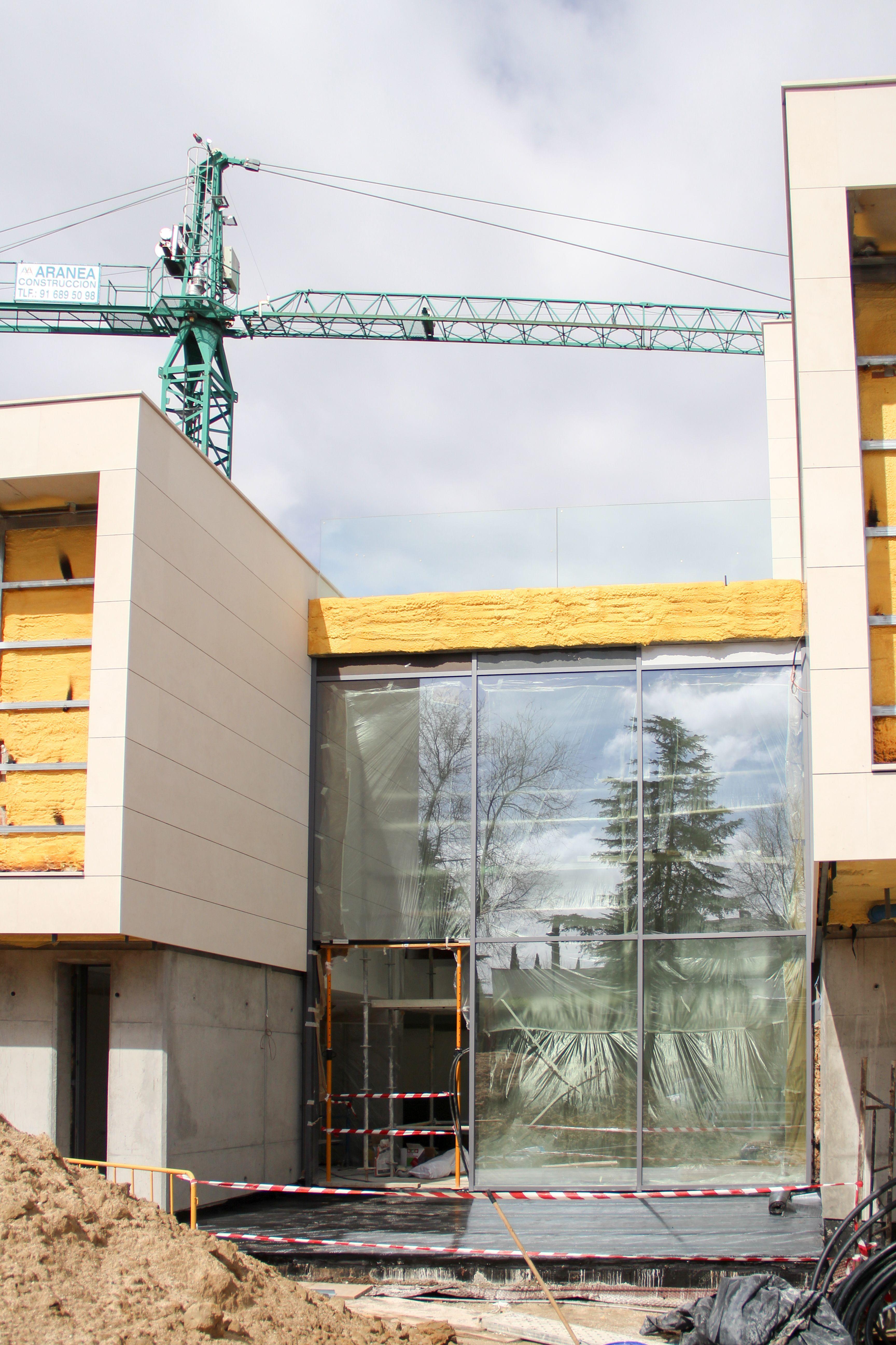 Construcción de obra nueva en Madrid