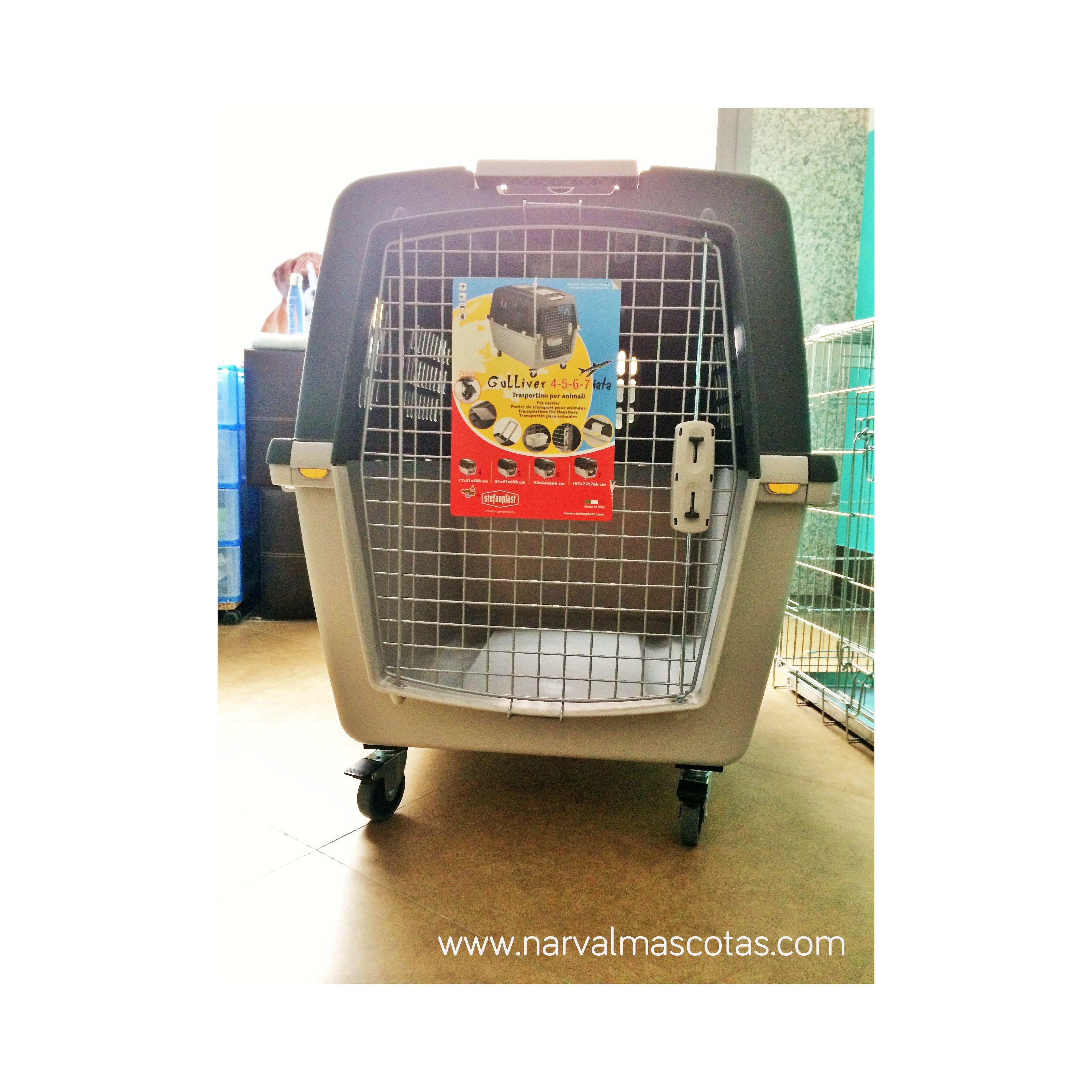 Transportín Gulliver 7 IATA: Productos y Servicios de Narval Mascotas