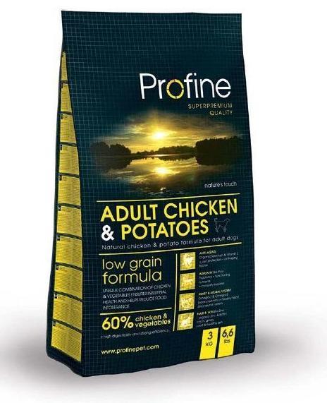 Profine Adult Chicken & Potatoes: Productos y Servicios de Narval Mascotas