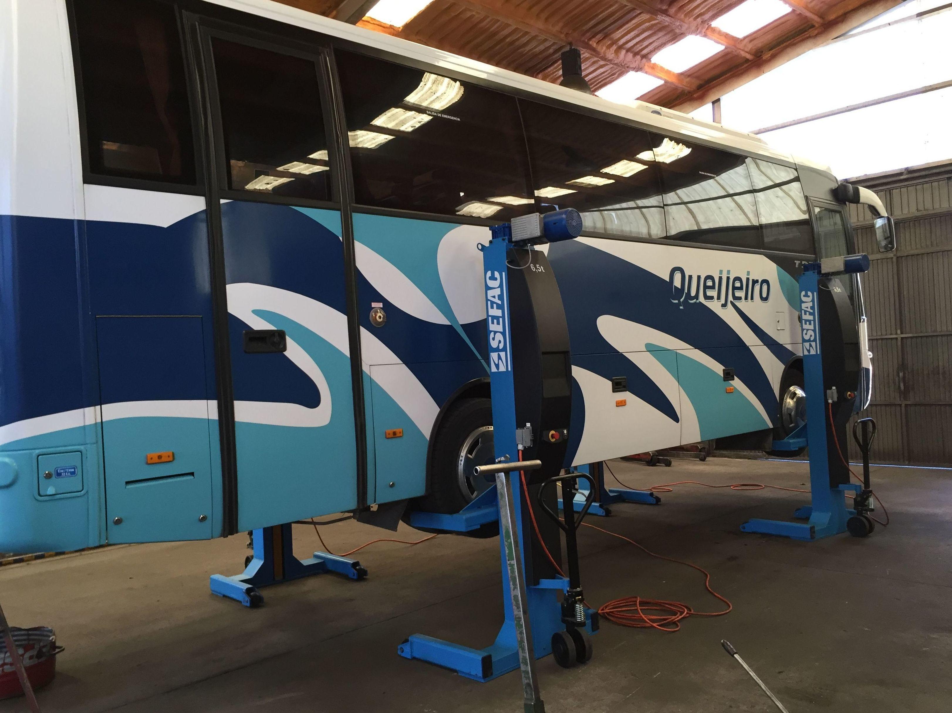 Autobuses: Servicios de Talleres Becerra
