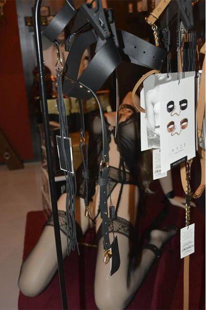 En EROTECA ORGASMS testers de la colección MAZE de Bijoux Indiscret