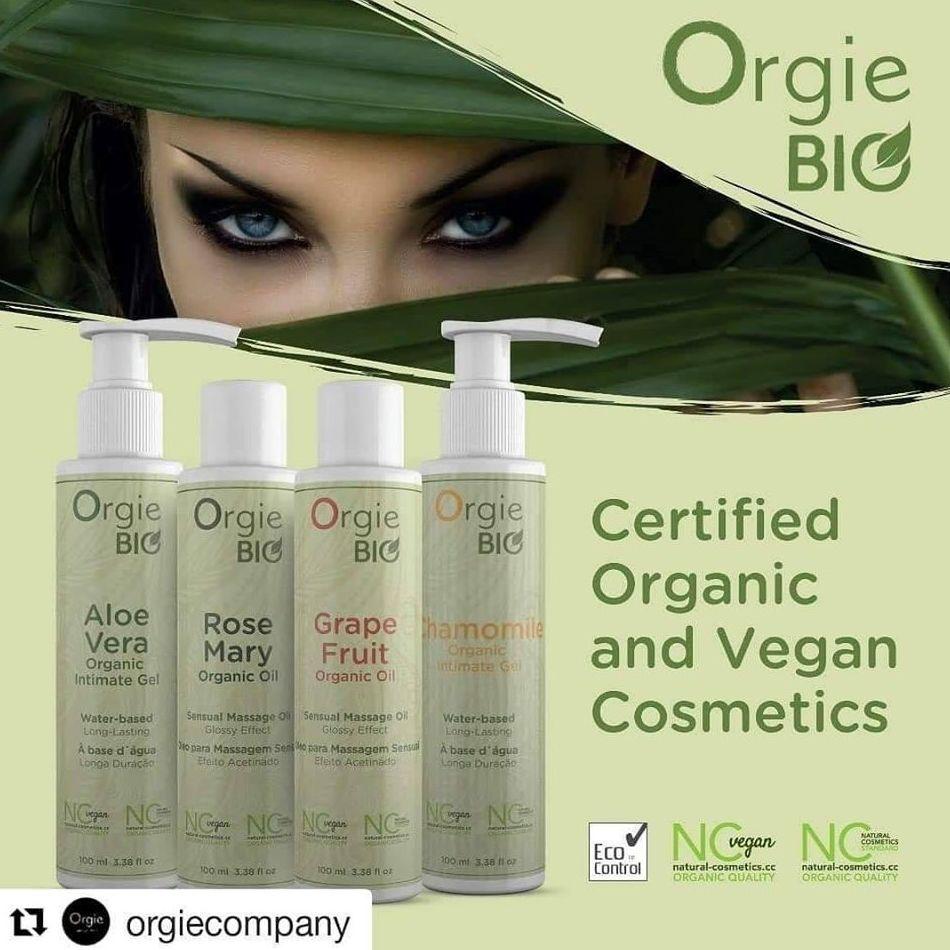 Orgie Bio con Certificado Orgánico y Alta Cosmética Vegana 4 productos principales que no pueden faltar a cual mejor de ellos!
