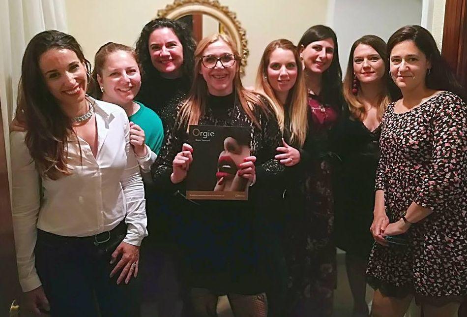 Fantástica Reunión Tapersex con Eroteca Orgasms & Tus Cositas, de la mano Nuestra Asesora Profesional Isabel Barrera. Despierta tus sensaciones¡!
