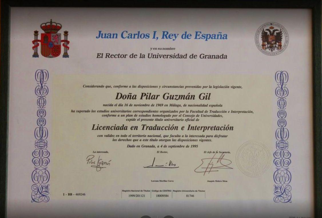 Foto 2 de Servicio integral de traducciones en San Pedro Alcántara | Traducciones San Pedro