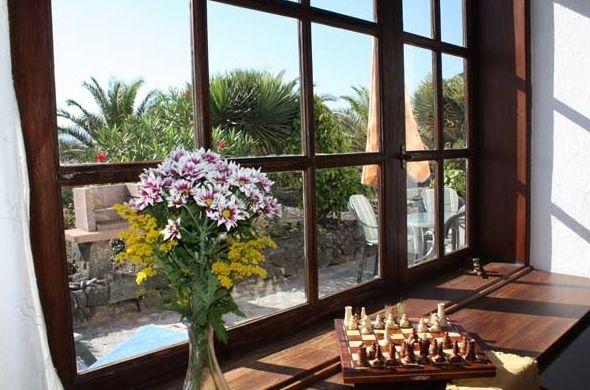 Fotos del apartamento B, vistas al jardín