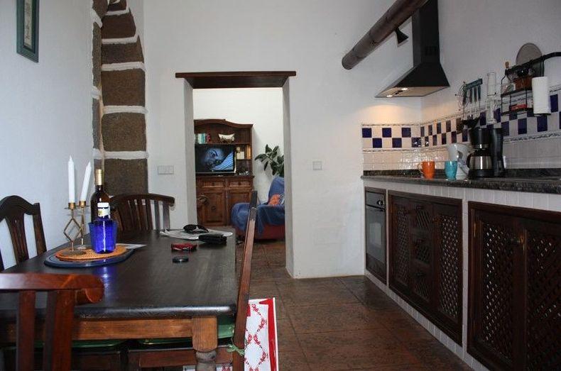 Fotos del apartamento A, cocina-comedor