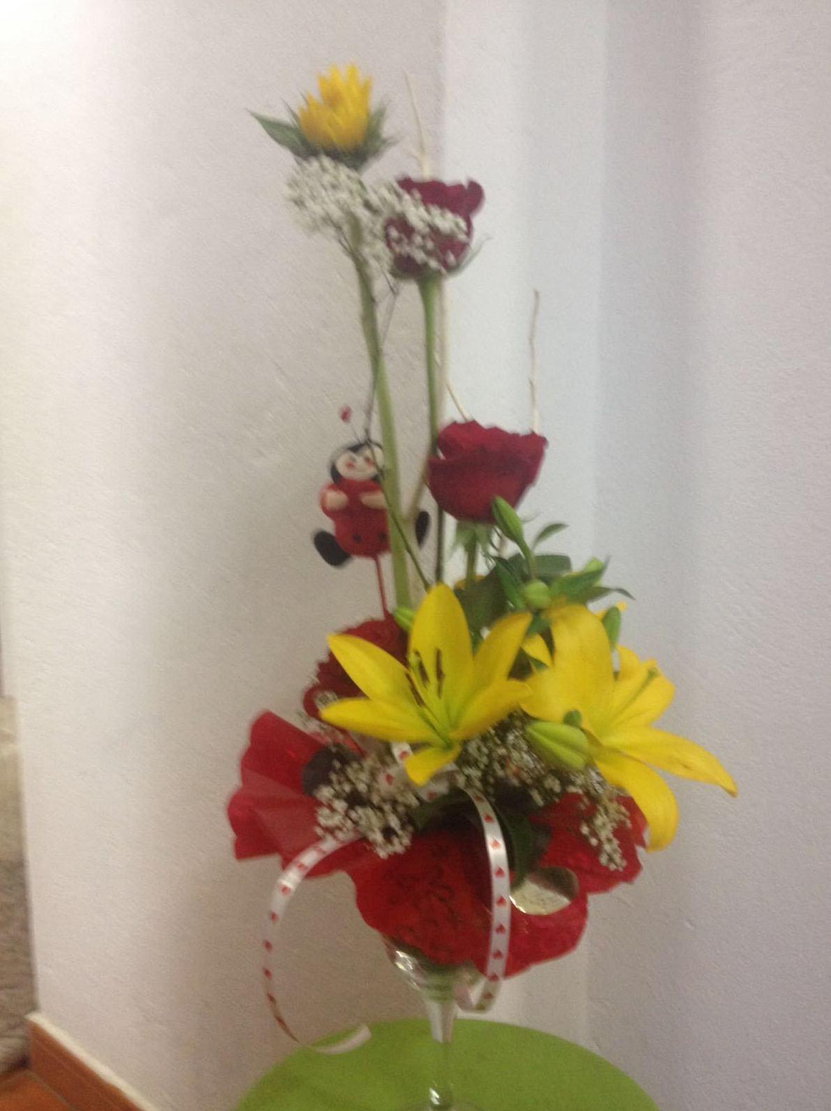 Decoración floral para eventos: Servicios  de Floristería Tías