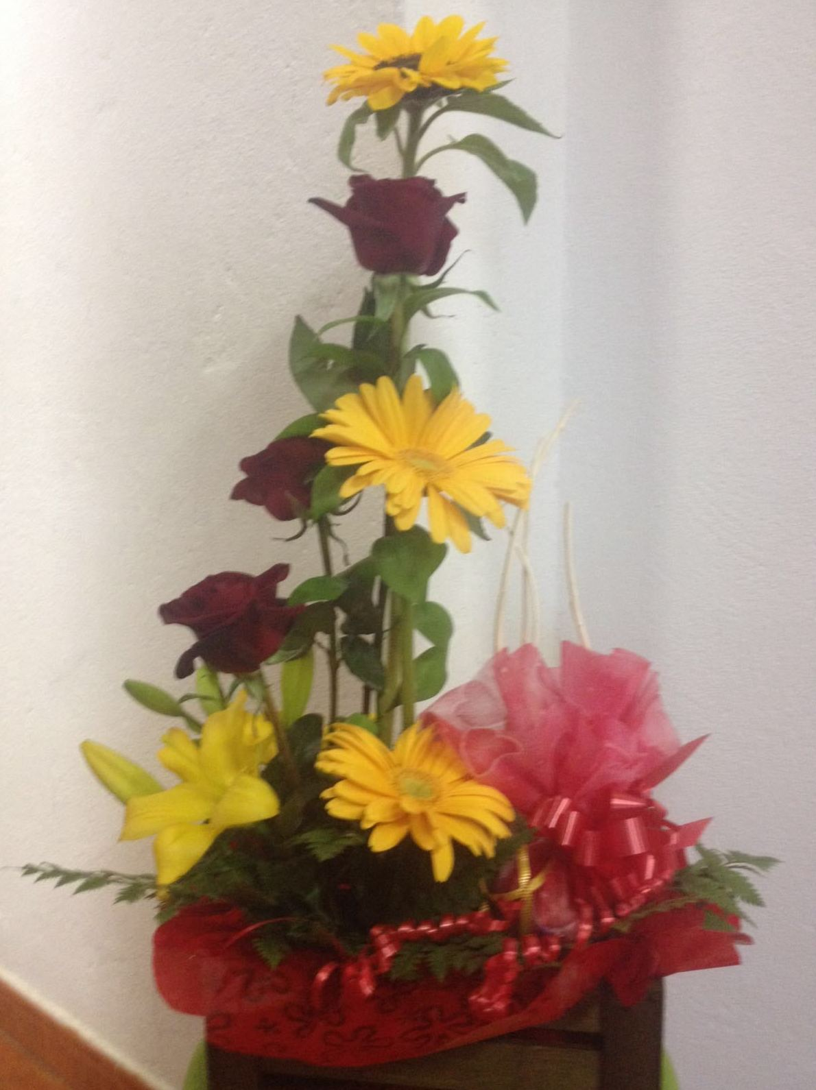 Ramos de flores: Servicios  de Floristería Tías