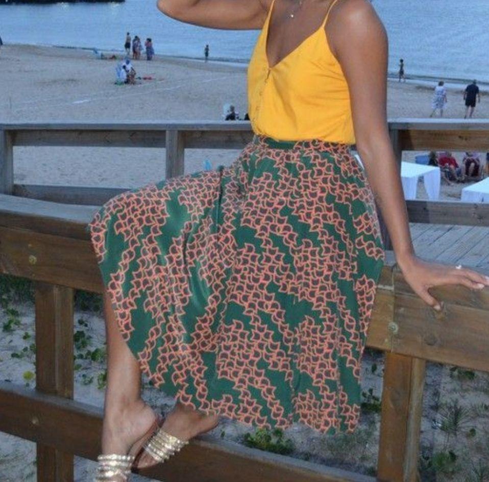 Ropa africana mujer en Granada