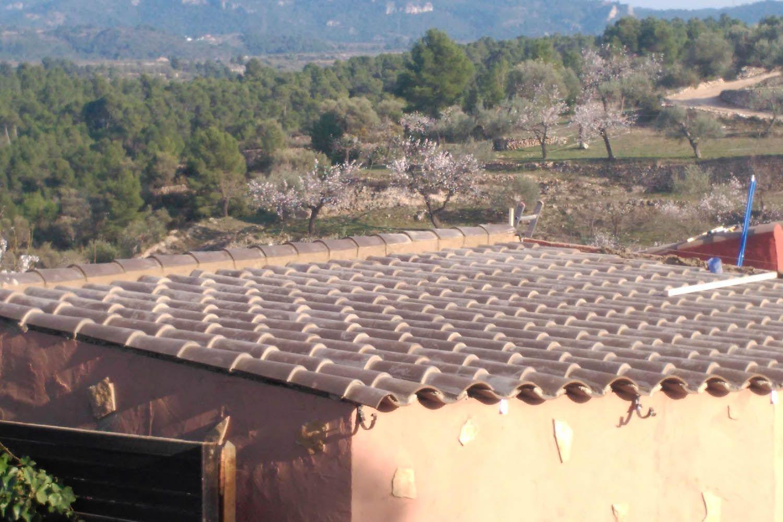 Reforma de tejados en Tarragona