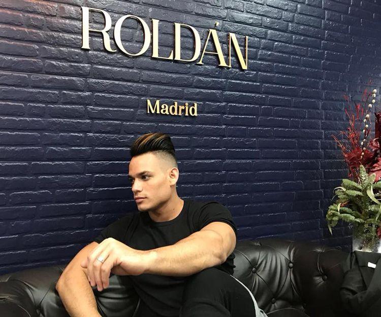 Peluquería de hombre en Madrid