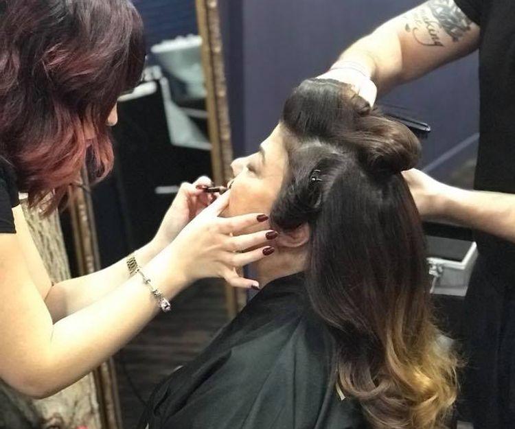 Peluquería y maquillaje en Madrid