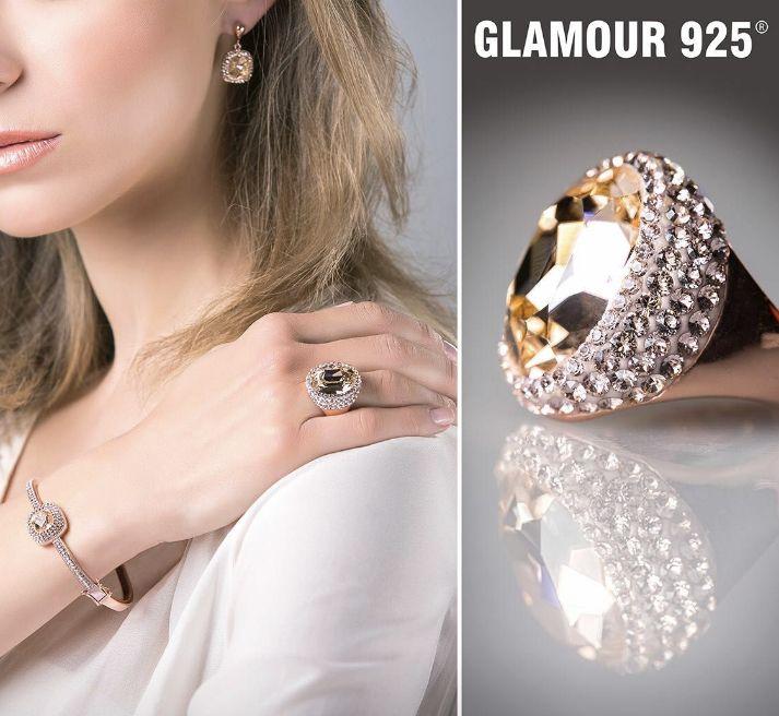 Colección Glamour 925