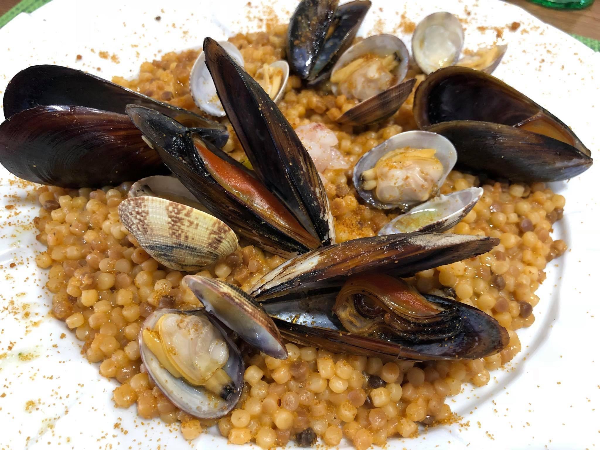 Platos con todo el sabor del mar