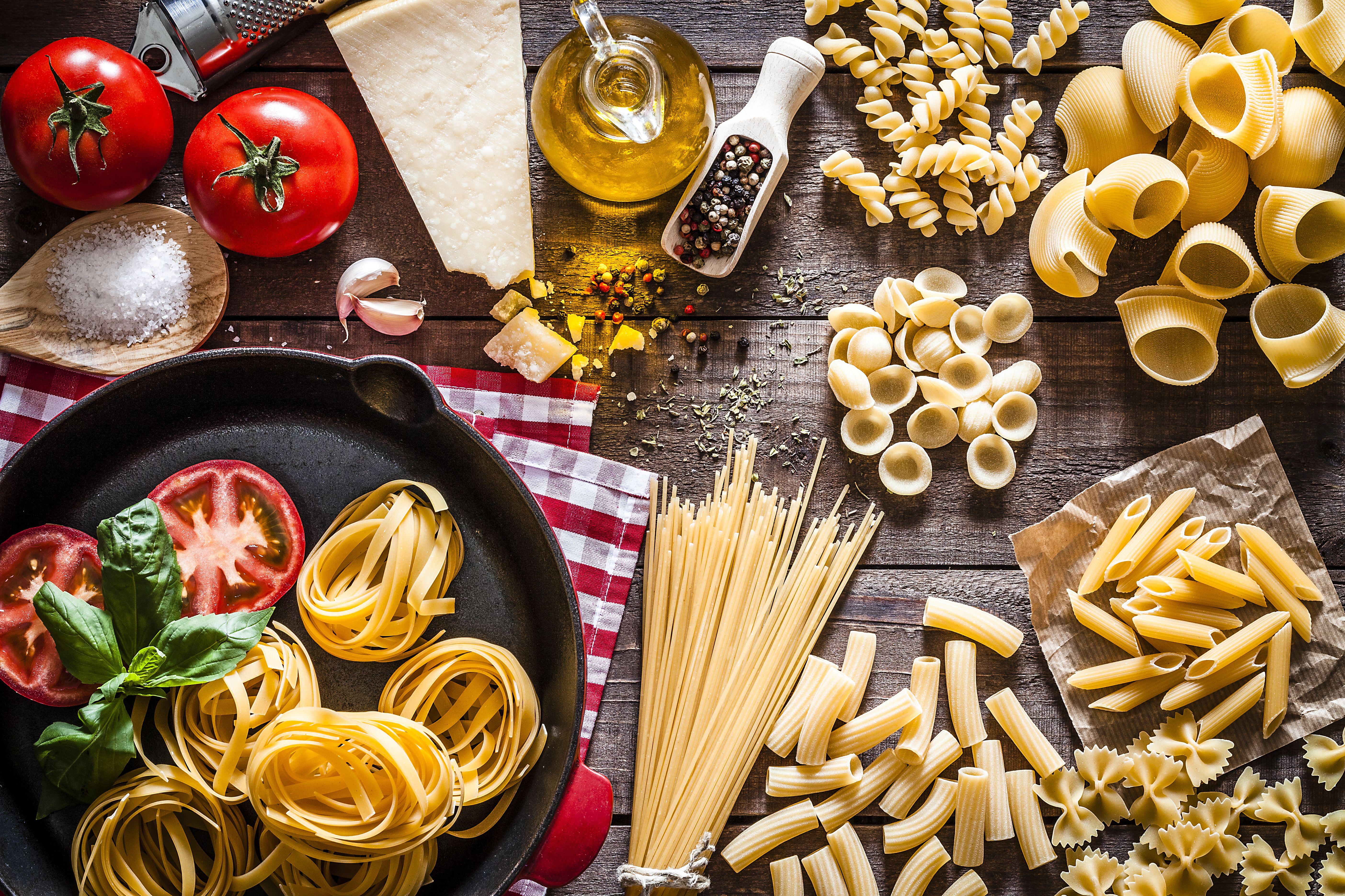 Desde el Molino: Cocina italiana of Il Forno Sardo