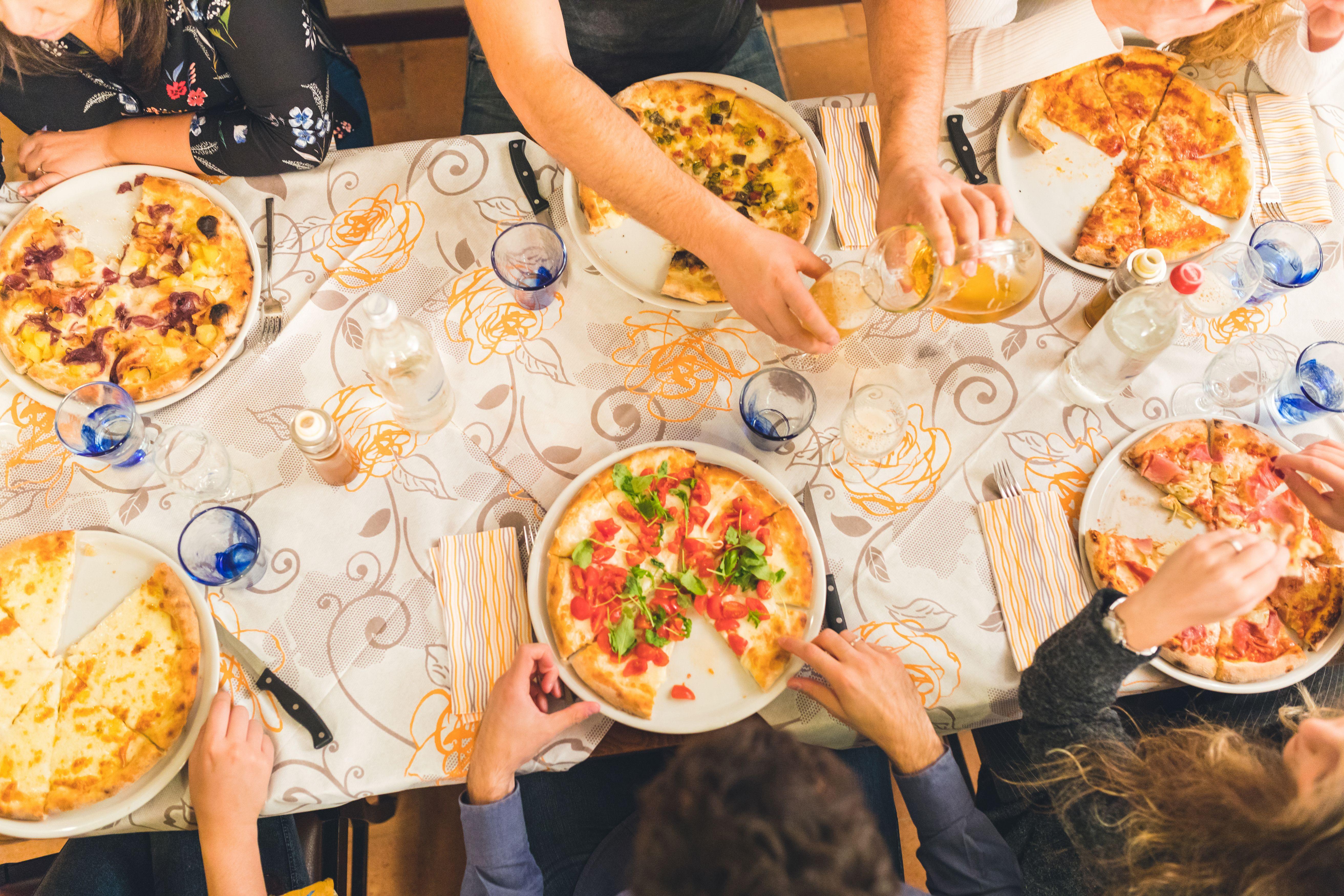 Disfruta de nuestras pizzas gourmet
