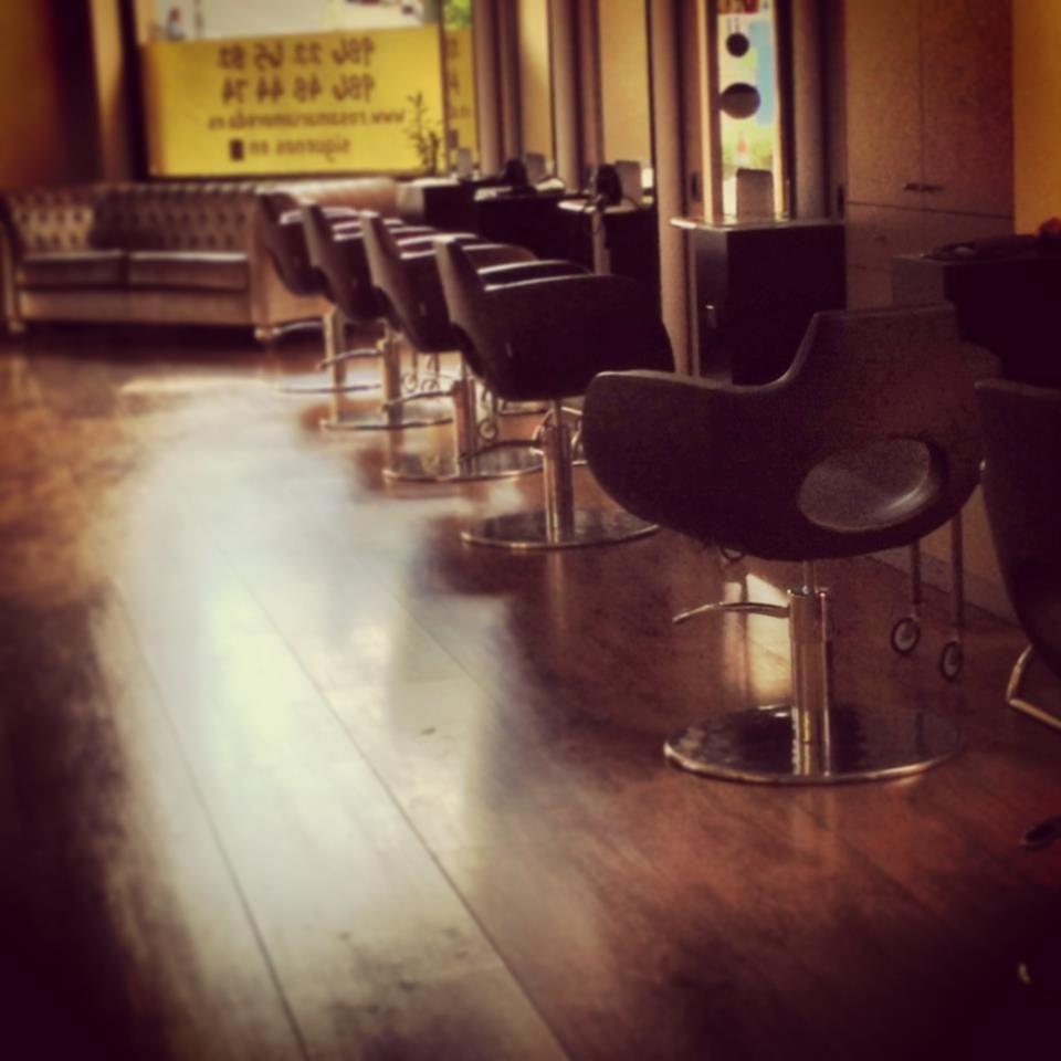 Salón de peluquería y estética en Pontevedra