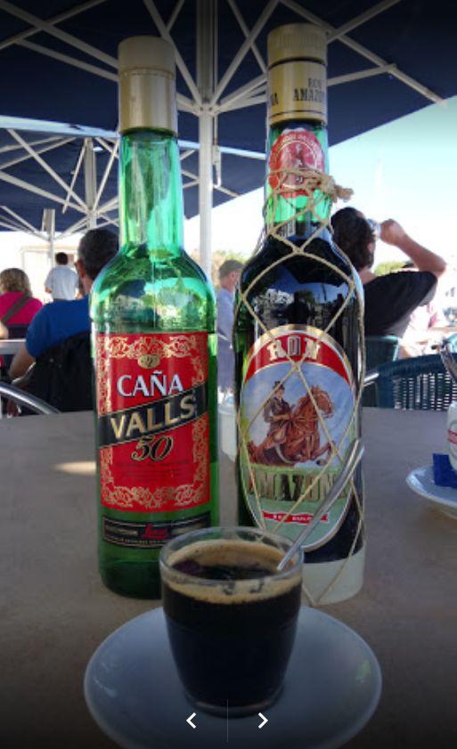 Buena comida y bebida en Mallorca