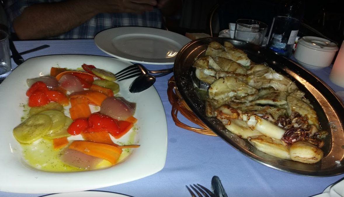 Restaurante de pescados y mariscos en Mallorca