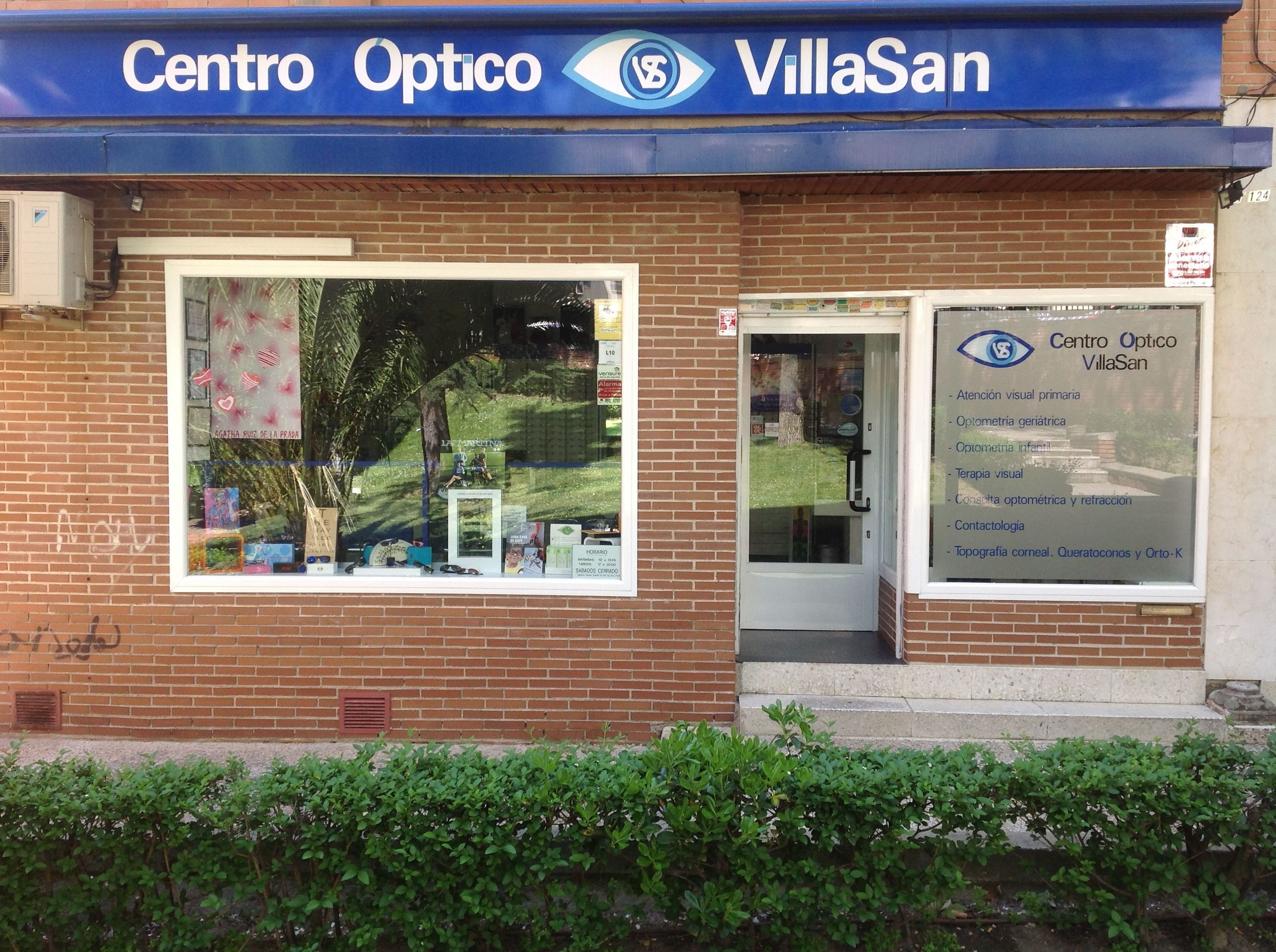 Optica en Hortaleza