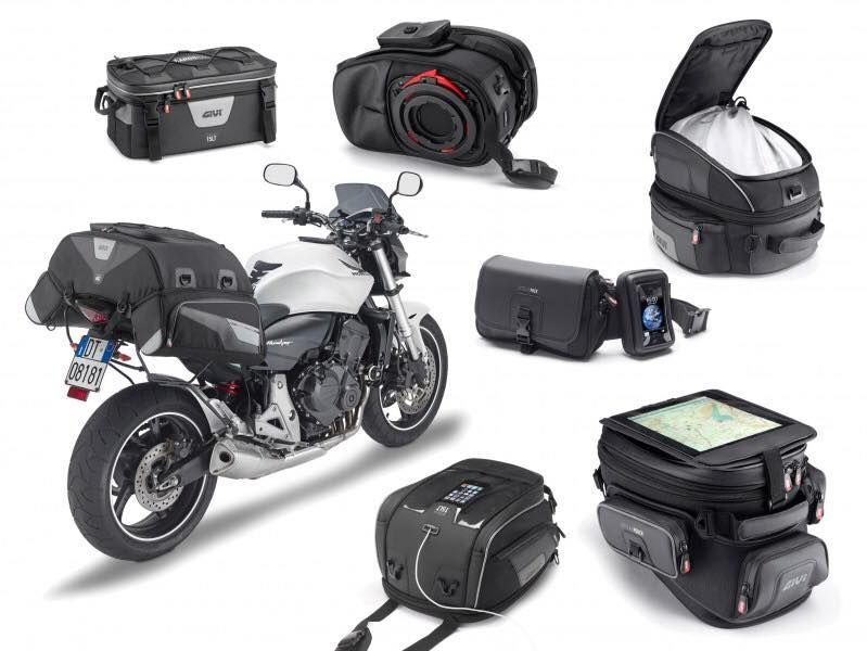 Múltiples productos para tu vehículo de dos ruedas