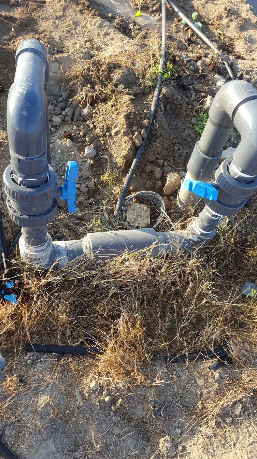 Instalación de sistemas de riego