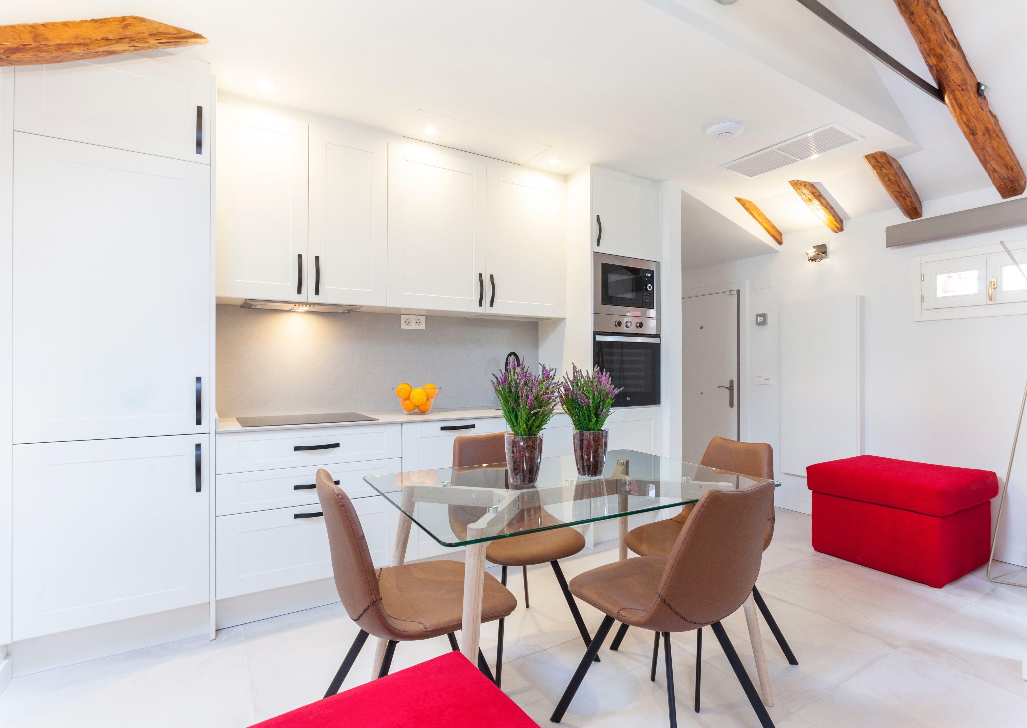 Mobiliario de cocina Toledo