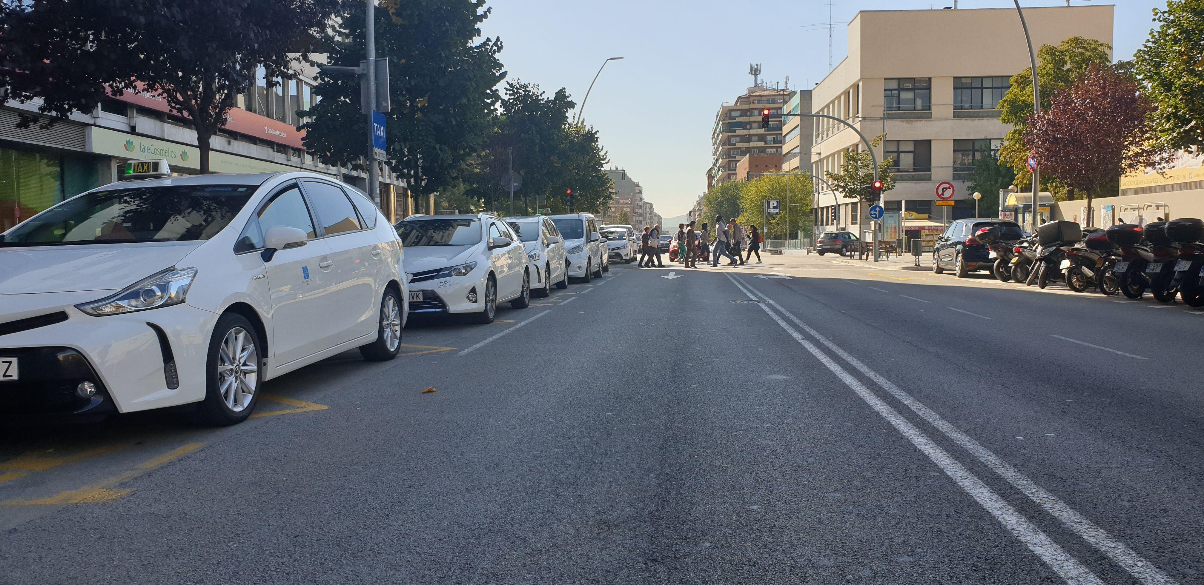 Servicio nacional e internacional: Servicios de Taxis Granollers