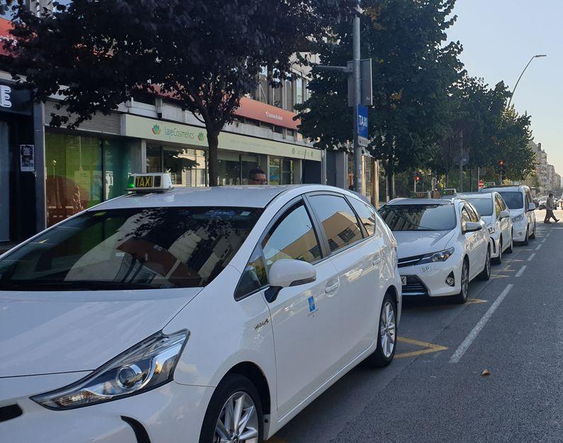 Servicio de taxi 24 horas en Granollers