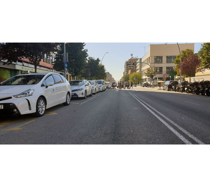 Taxi 24 horas en Granollers