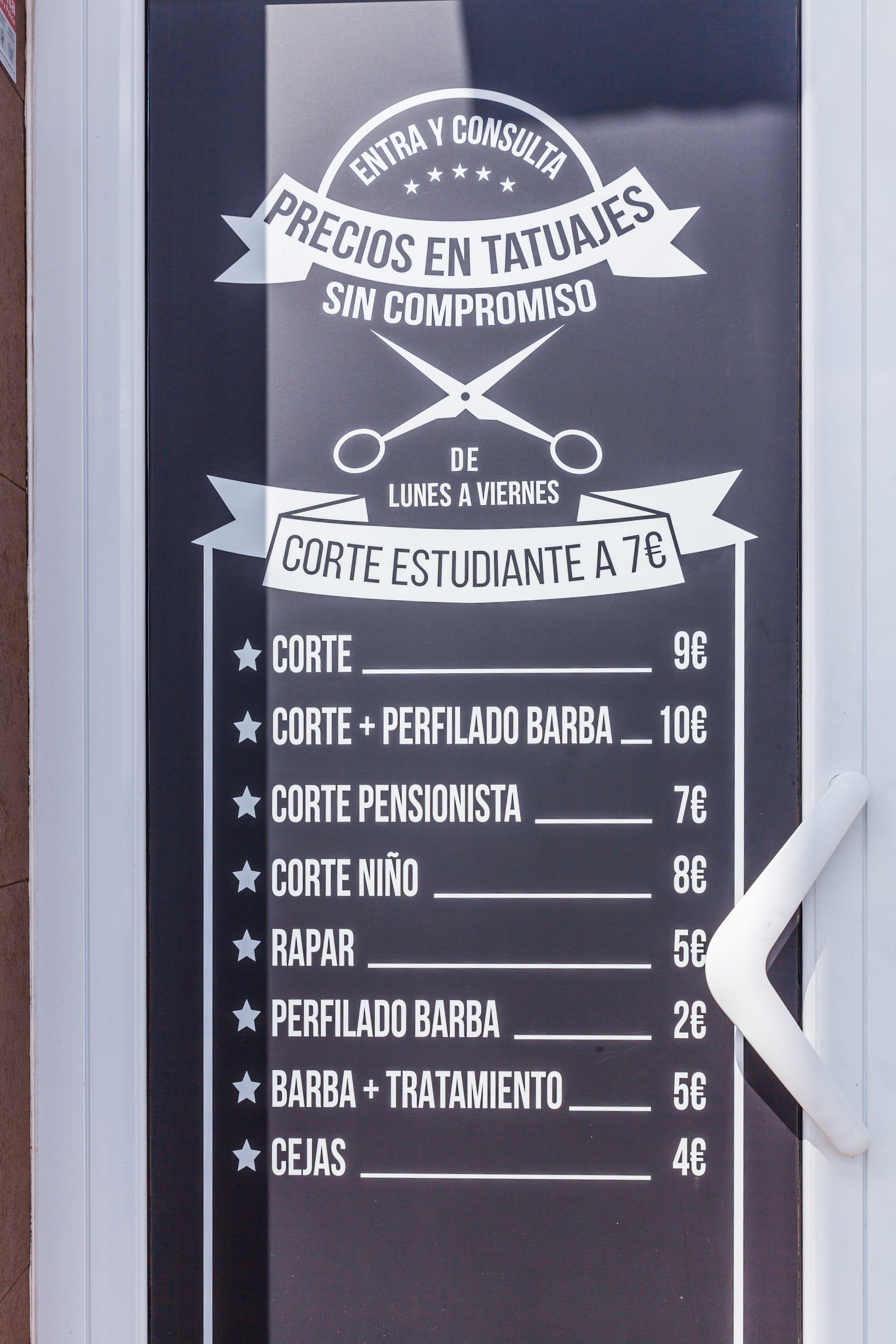 Foto 3 de Peluquerías de hombre en San Cristóbal de La Laguna   The Hope Barber Shop & Tattoo Studio