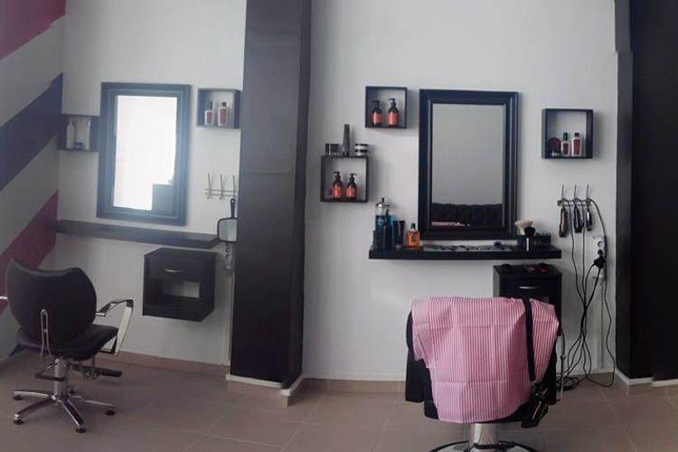Interior de nuestra peluquería en Tenerife