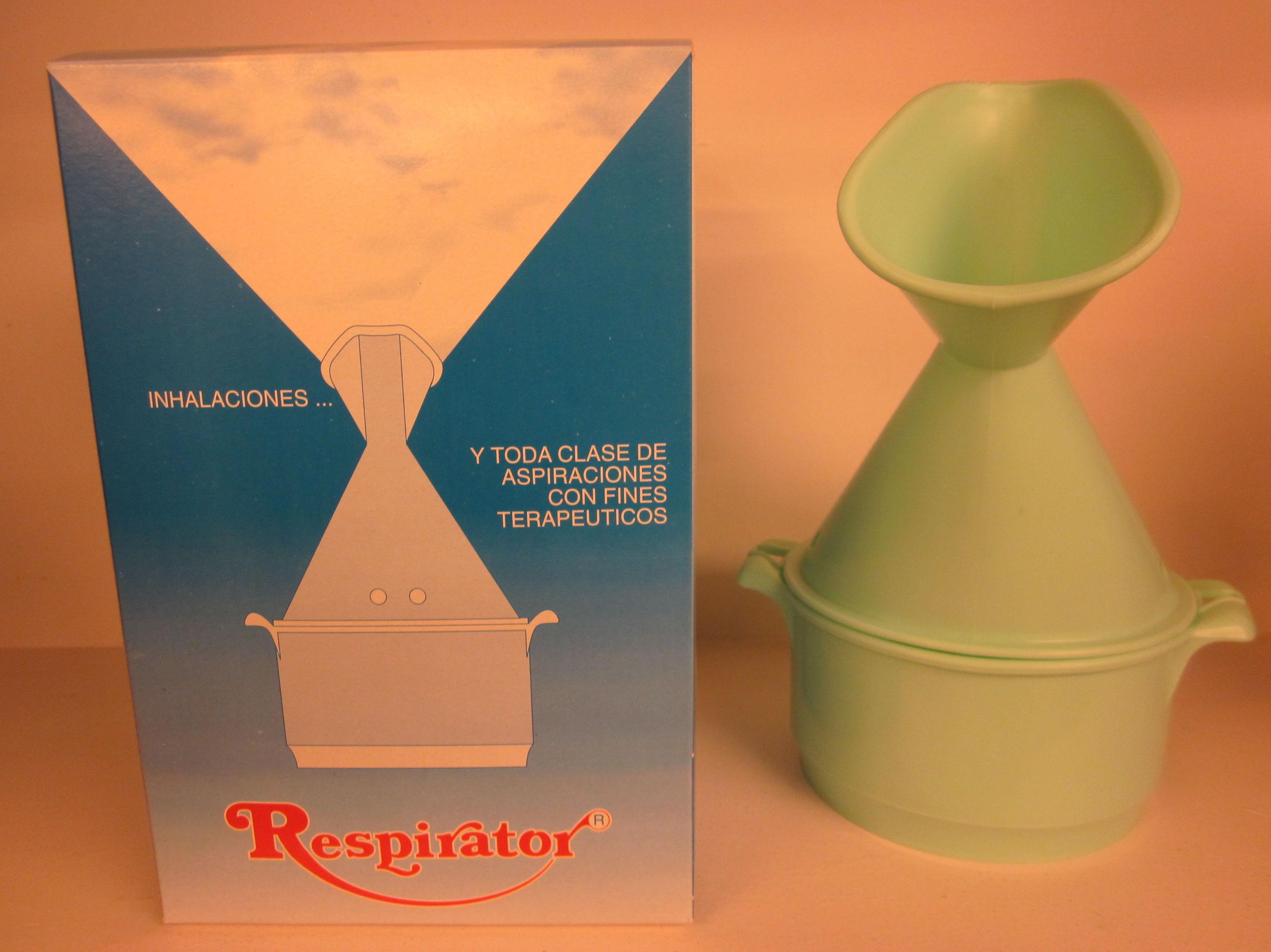Inhalador: Catálogo de Ortopedia Crif