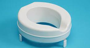 Elevadores WC: Catálogo de Ortopedia Crif