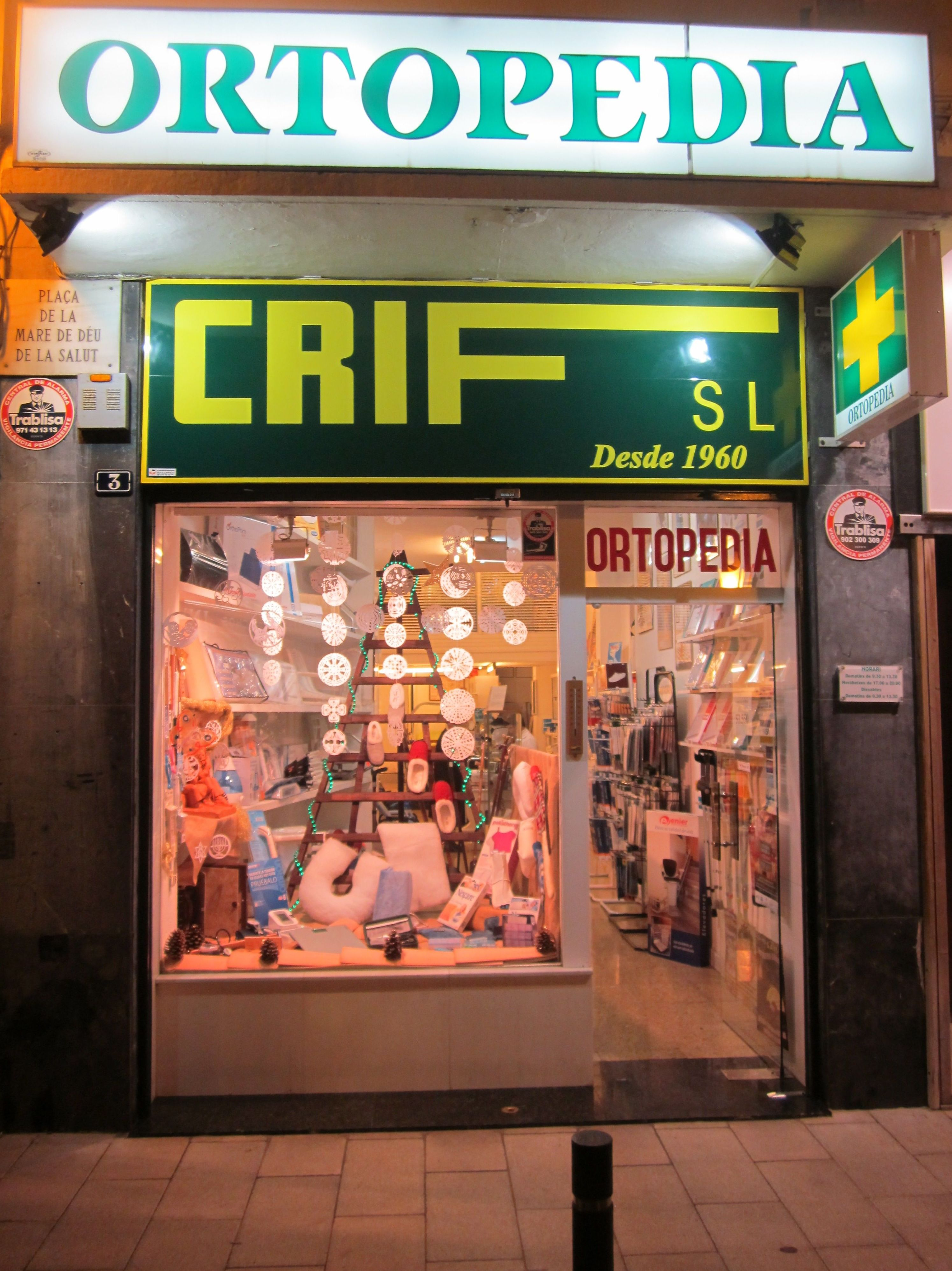 Foto 6 de Ortopedia en Palma | Ortopedia Crif