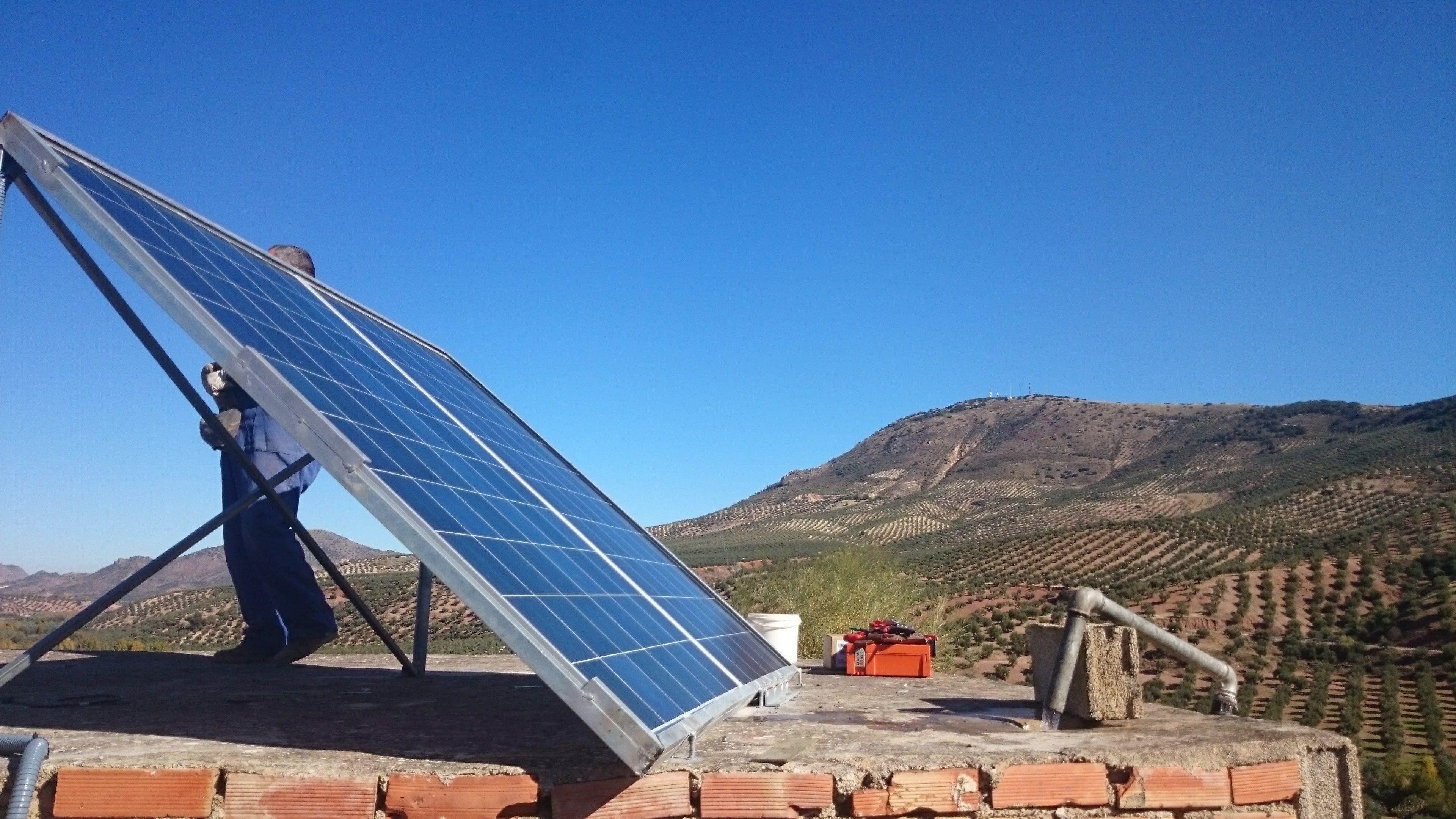 Foto 75 de Energías renovables en  | Instalaciones Pulido