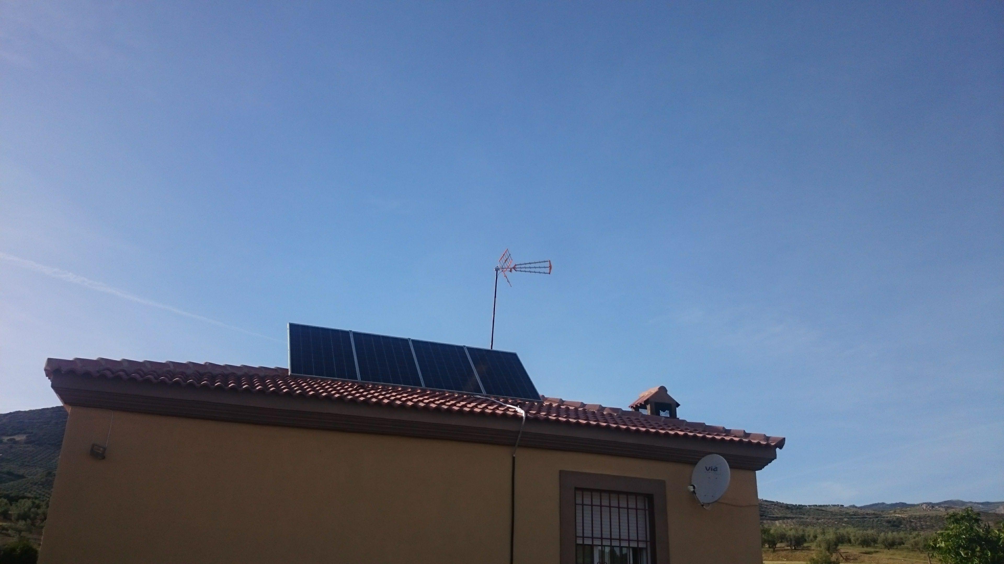 Foto 67 de Energías renovables en  | Instalaciones Pulido