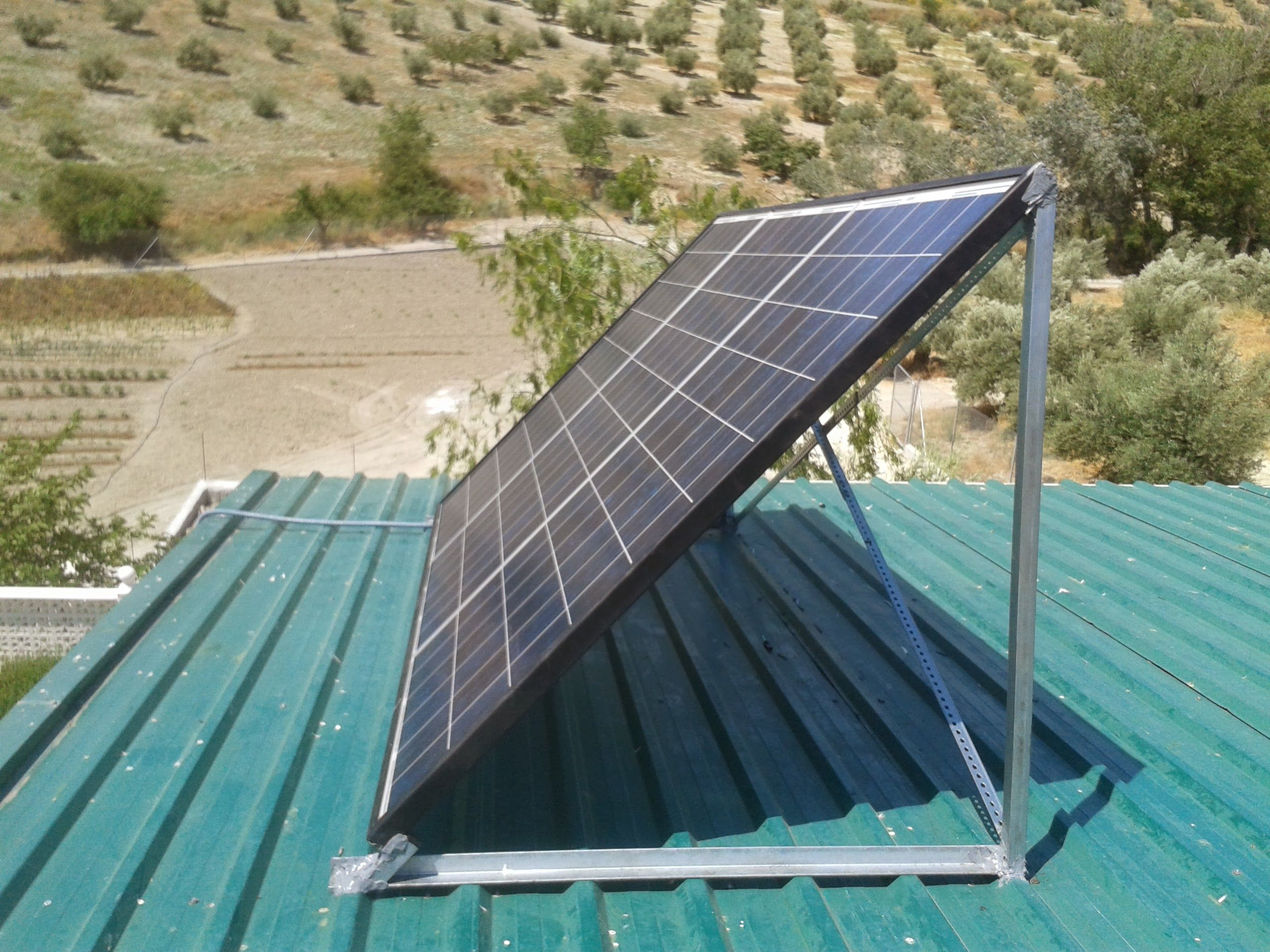 Foto 88 de Energías renovables en  | Instalaciones Pulido