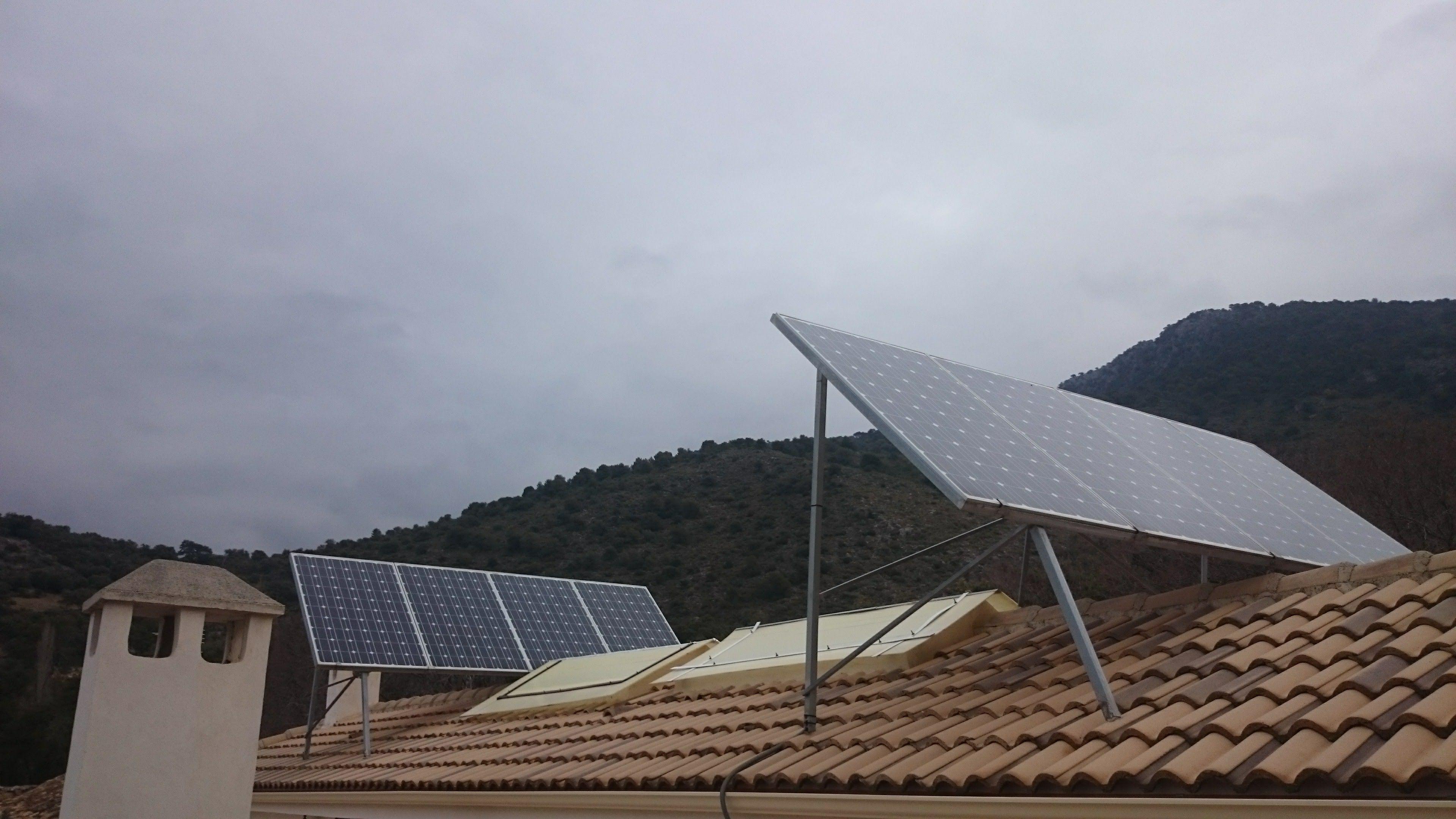 Foto 76 de Energías renovables en  | Instalaciones Pulido