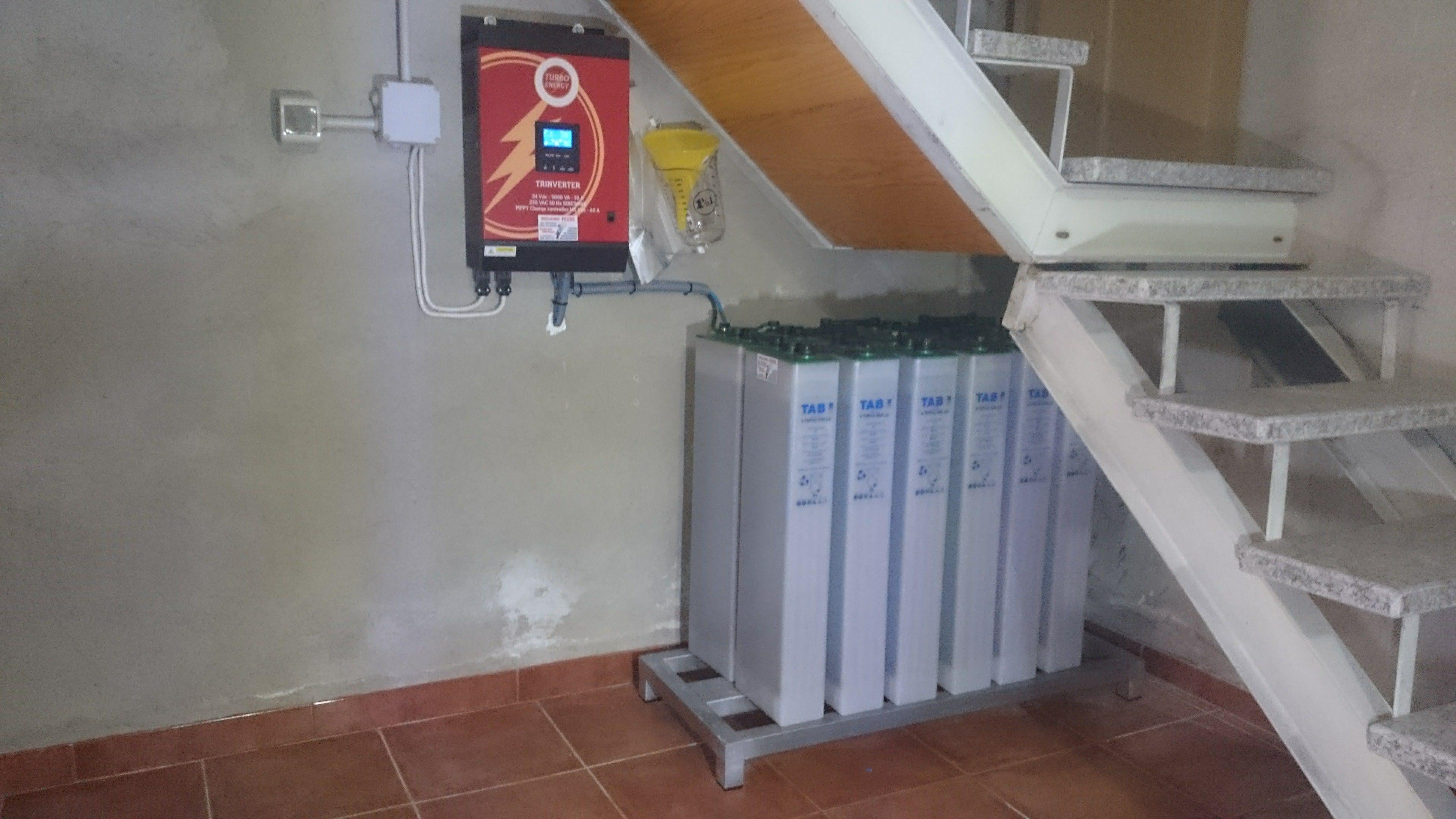 Foto 78 de Energías renovables en  | Instalaciones Pulido