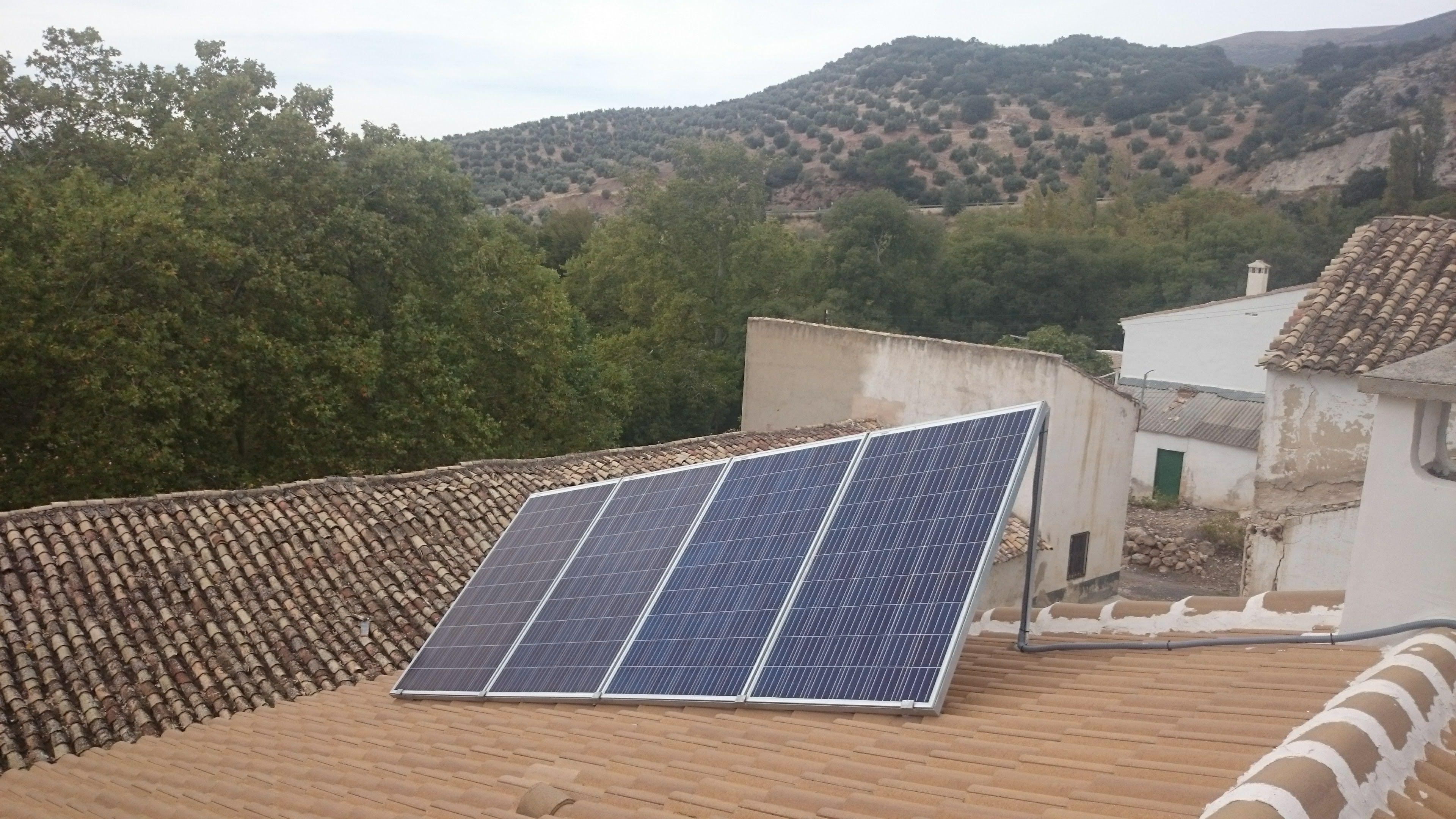 Foto 82 de Energías renovables en  | Instalaciones Pulido