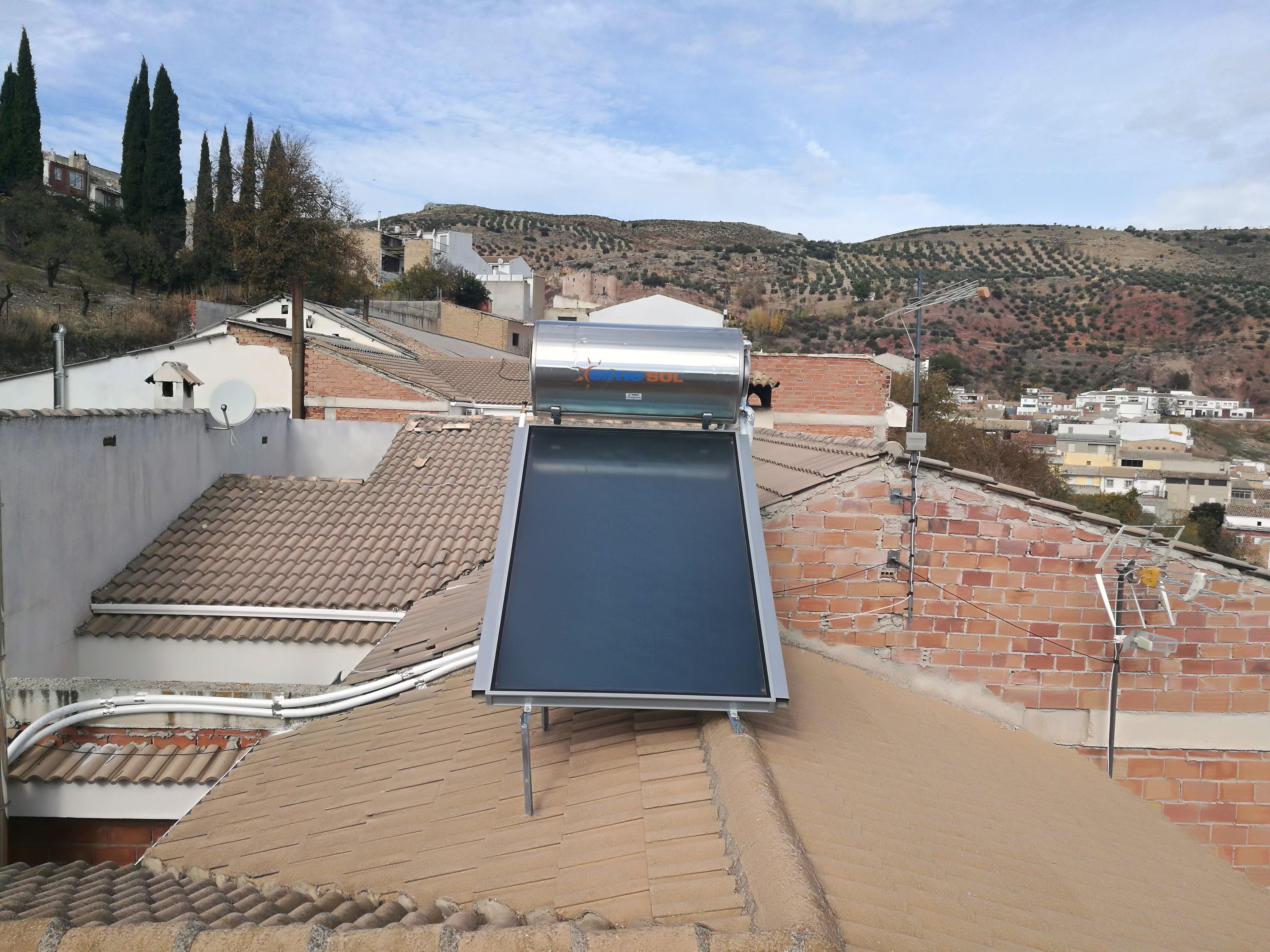 Foto 92 de Energías renovables en  | Instalaciones Pulido