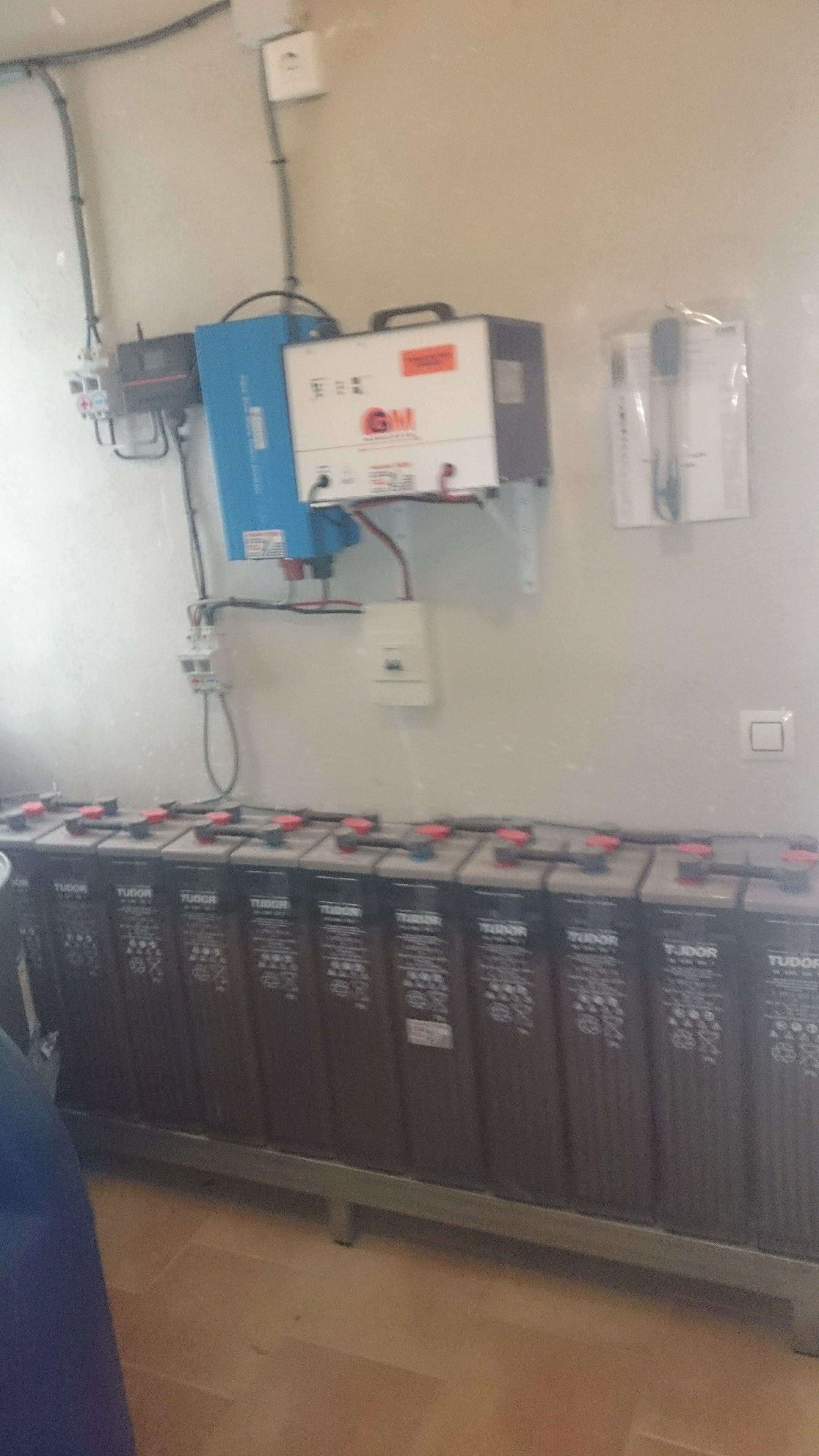 Foto 74 de Energías renovables en  | Instalaciones Pulido