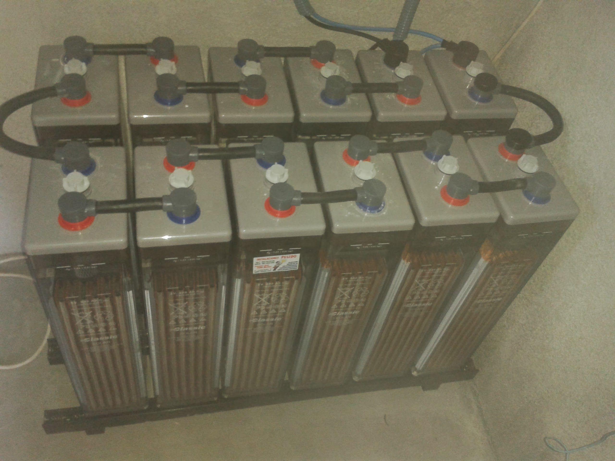 Foto 90 de Energías renovables en  | Instalaciones Pulido