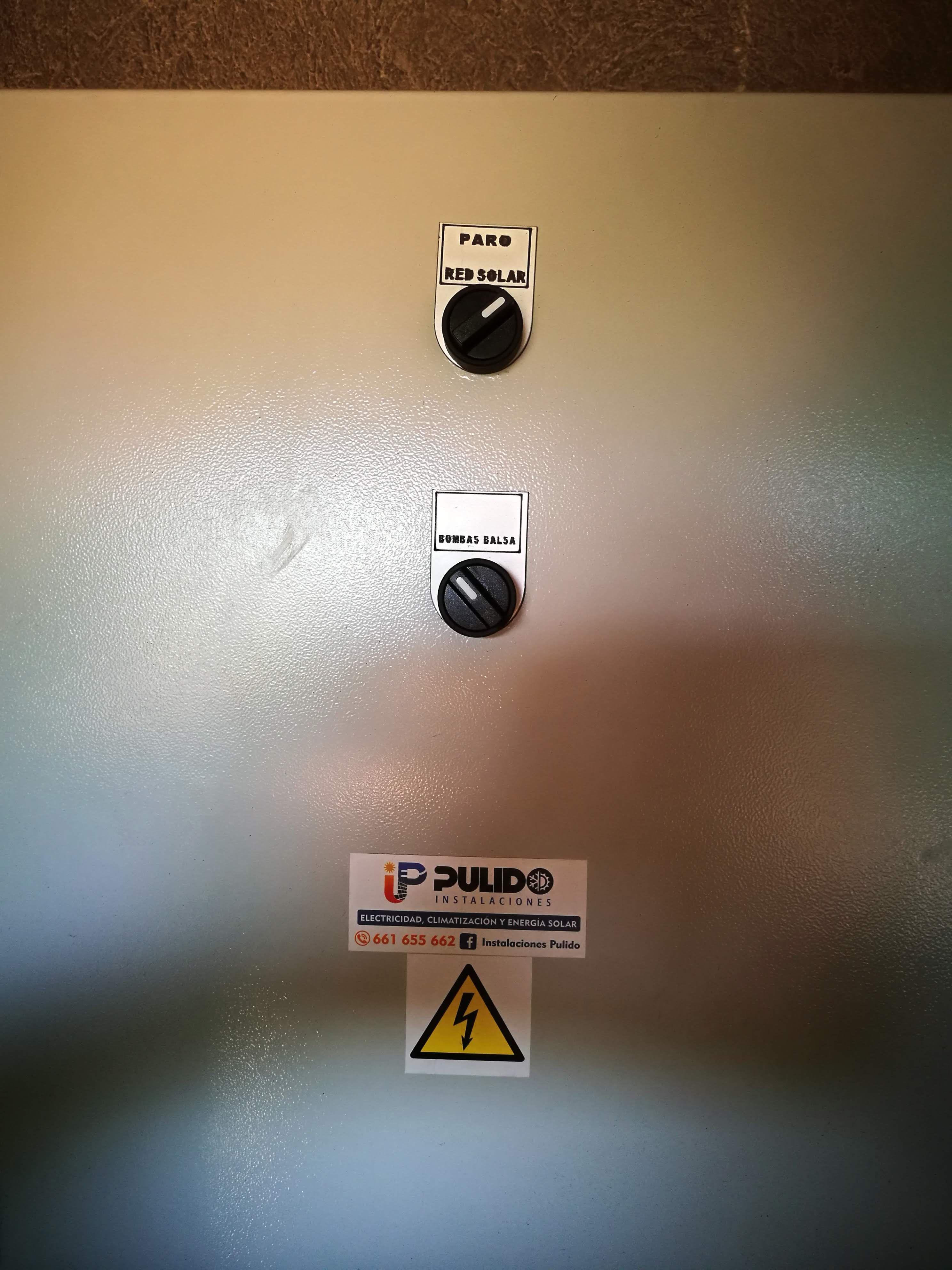 Instalaciones eléctricas en Huelma, Jaén