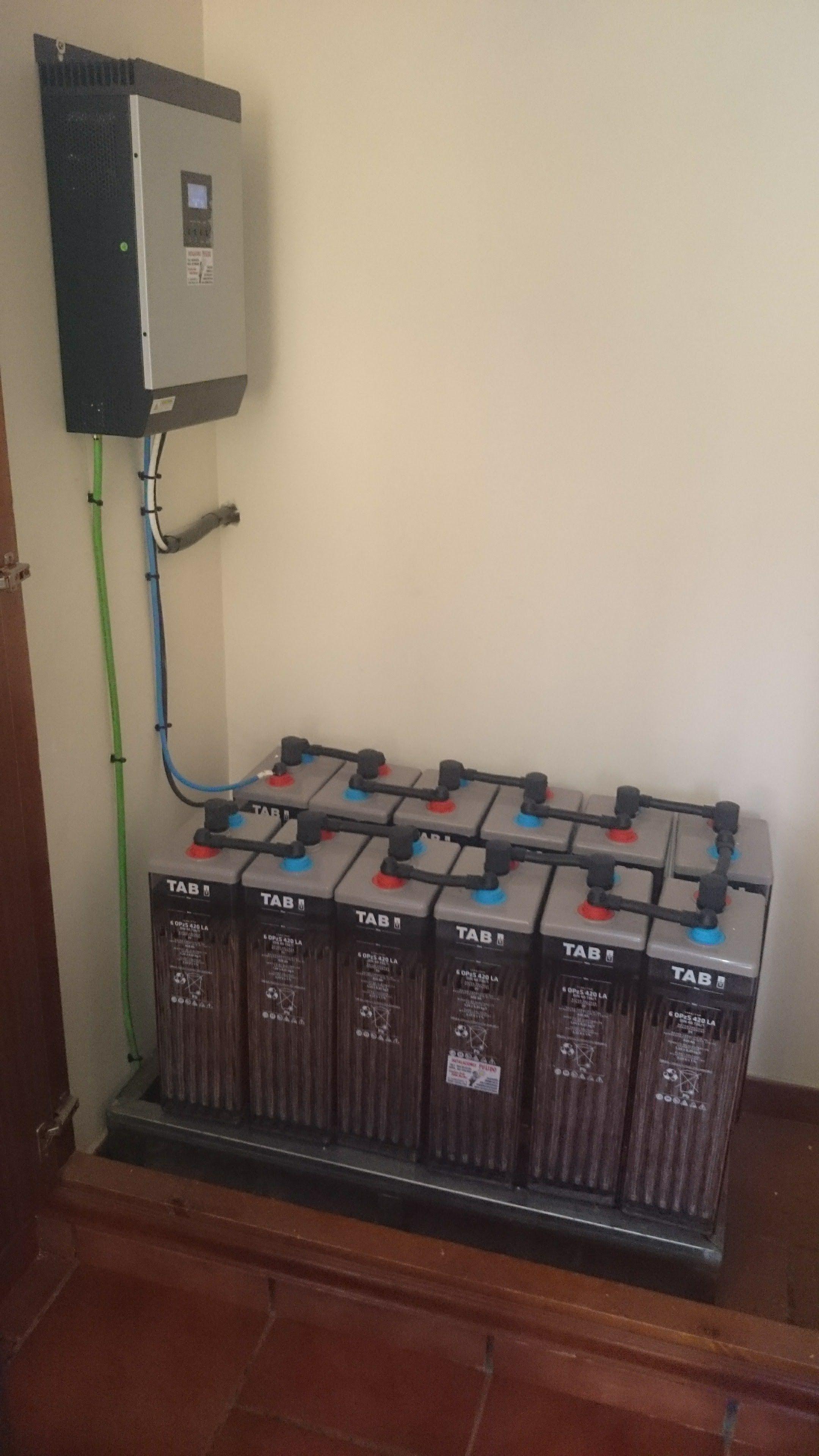 Foto 71 de Energías renovables en  | Instalaciones Pulido