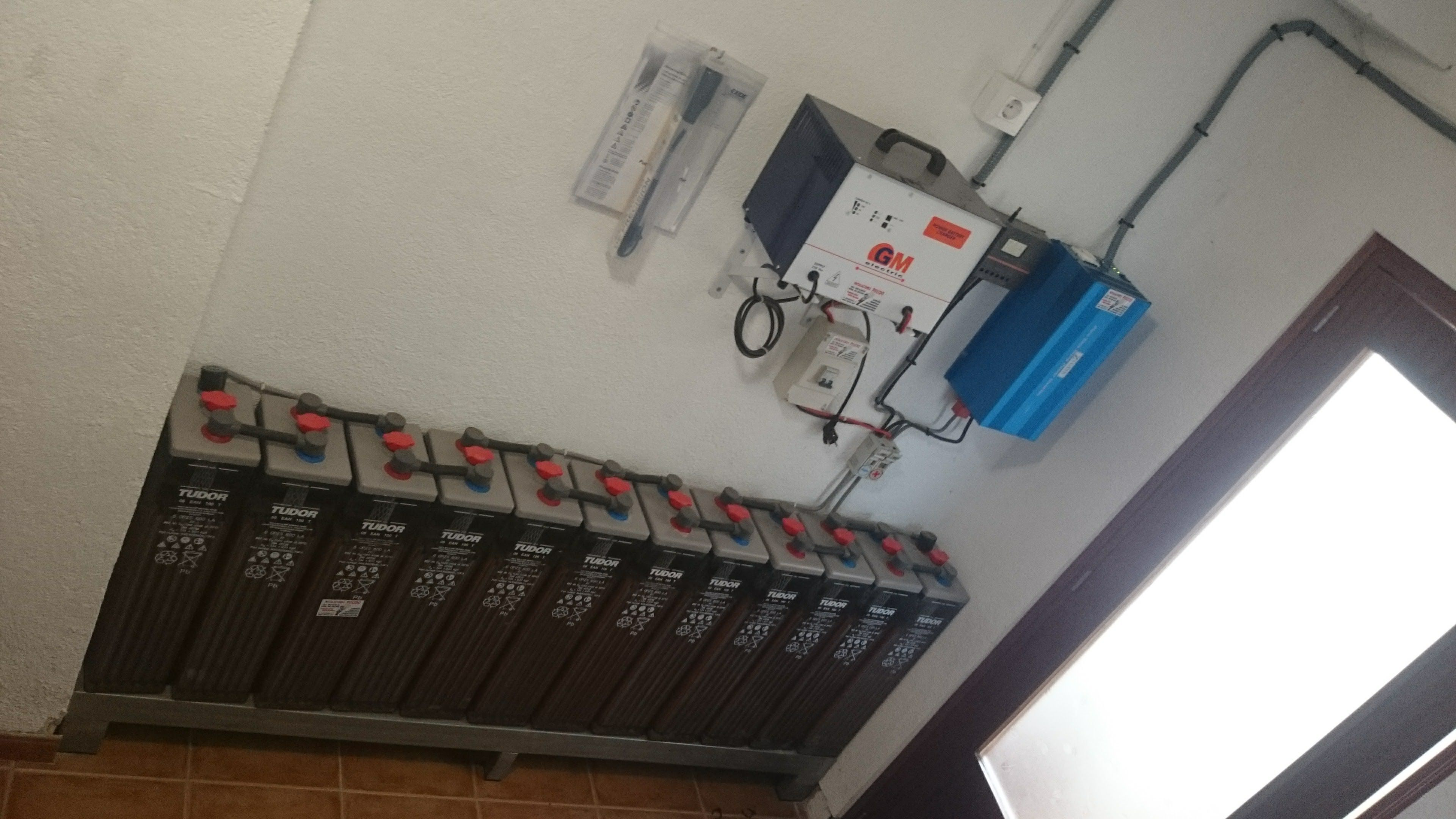 Foto 72 de Energías renovables en  | Instalaciones Pulido