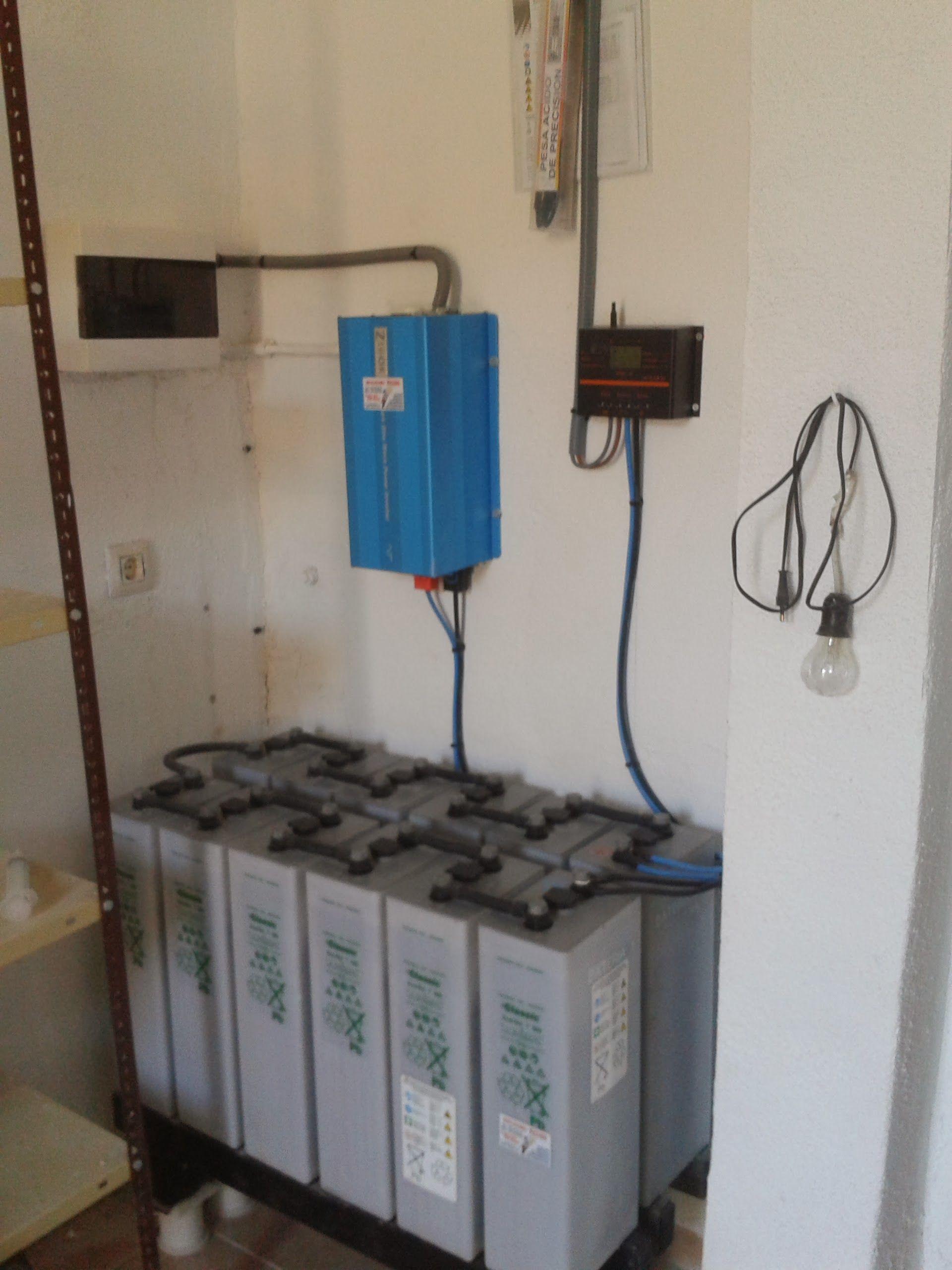 Foto 89 de Energías renovables en  | Instalaciones Pulido